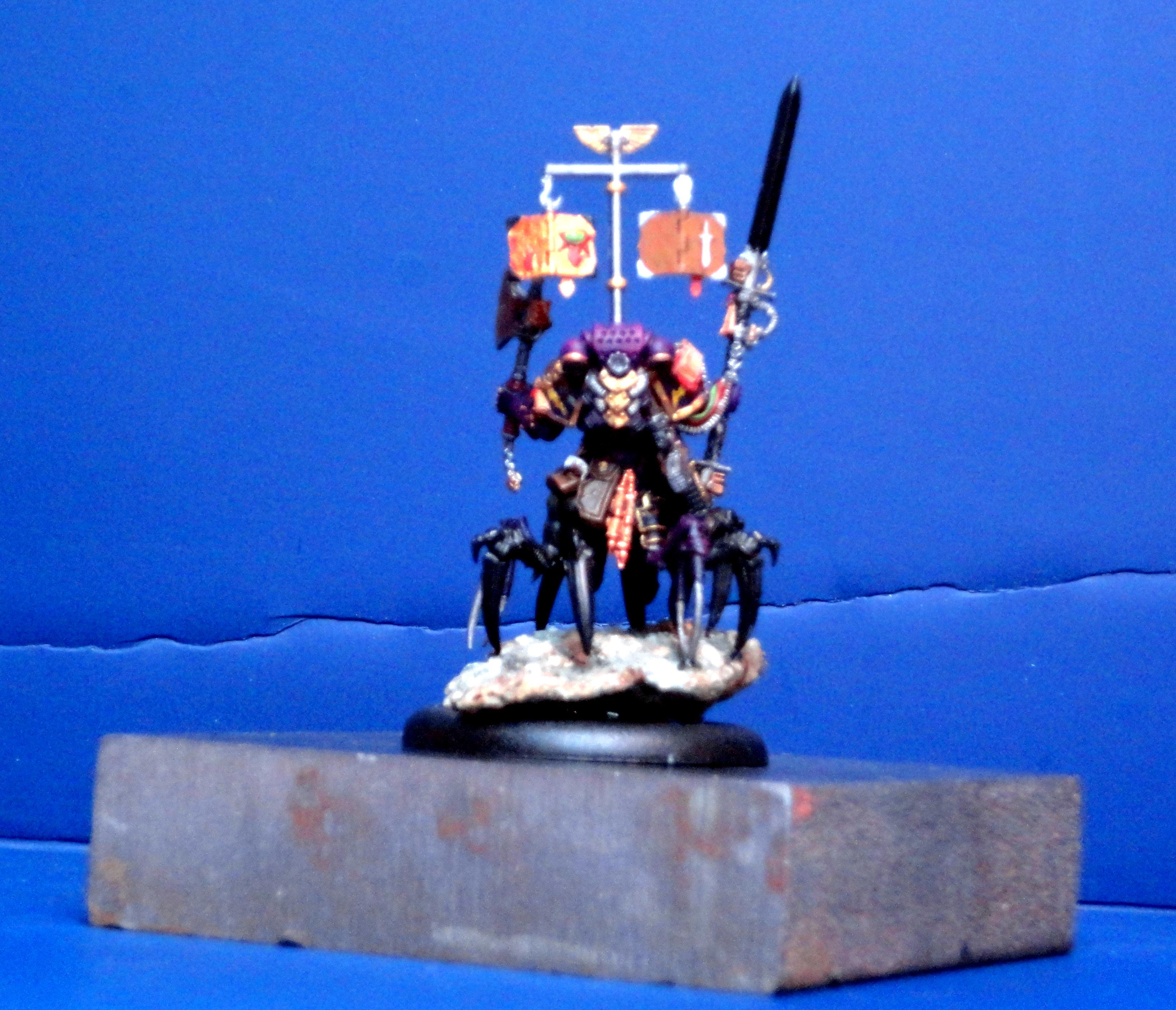 Banner, Chaos, Conversion, Drinkers, Librarian, Loyal, Mutant, Sarpedon, Soul, Soul Drinkers, Space Marines, Spear, Spider
