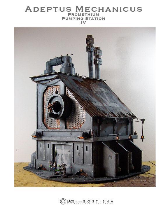 Adeptus Mechanicus, Forge World, Warhammer 40,000