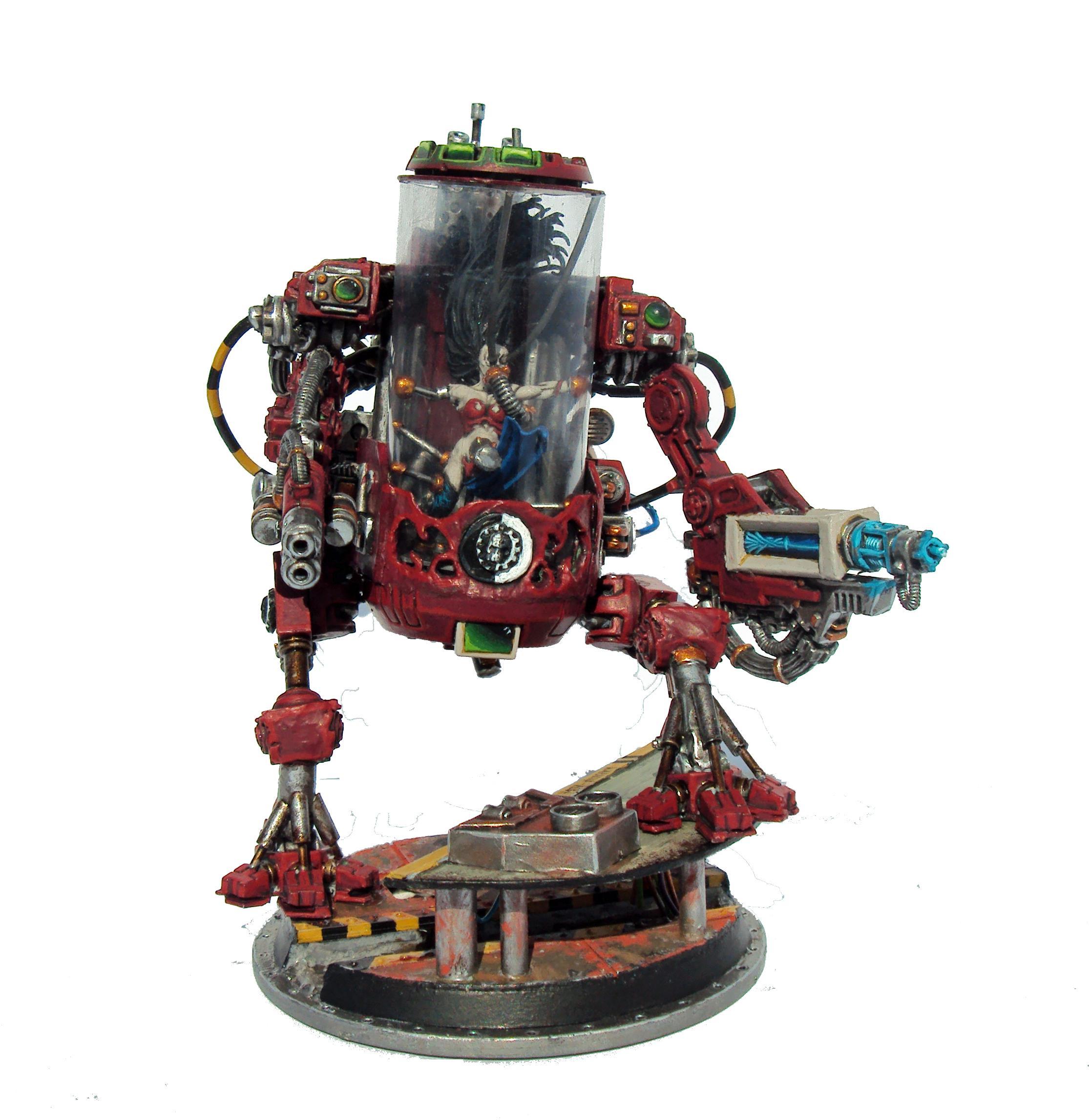 Adeptus Mechanicus, Archmagos Veneratus, Pimp My Wizard, Warhammer 40,000