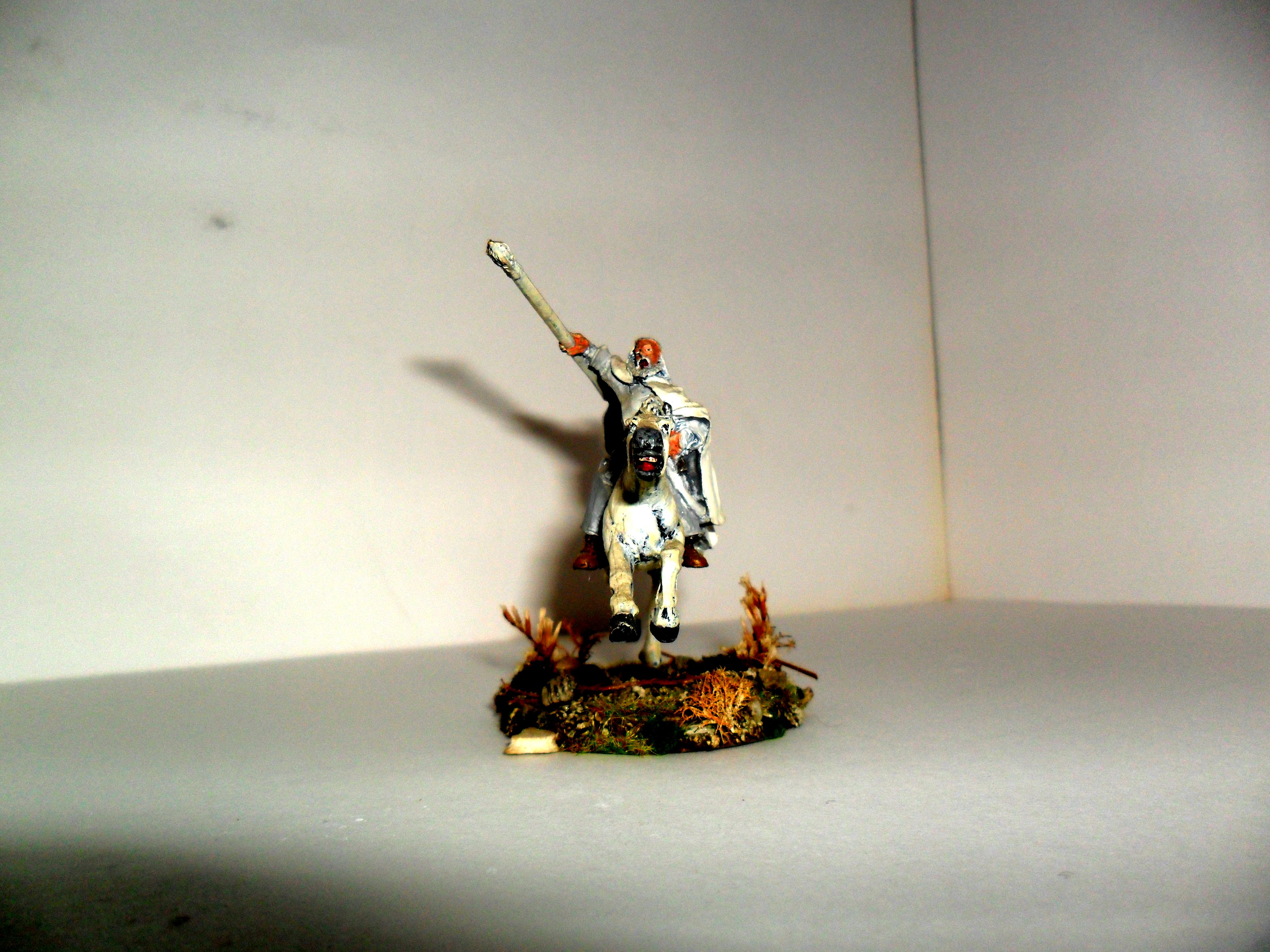 Warhammer Fantasy, The white wizard rides out