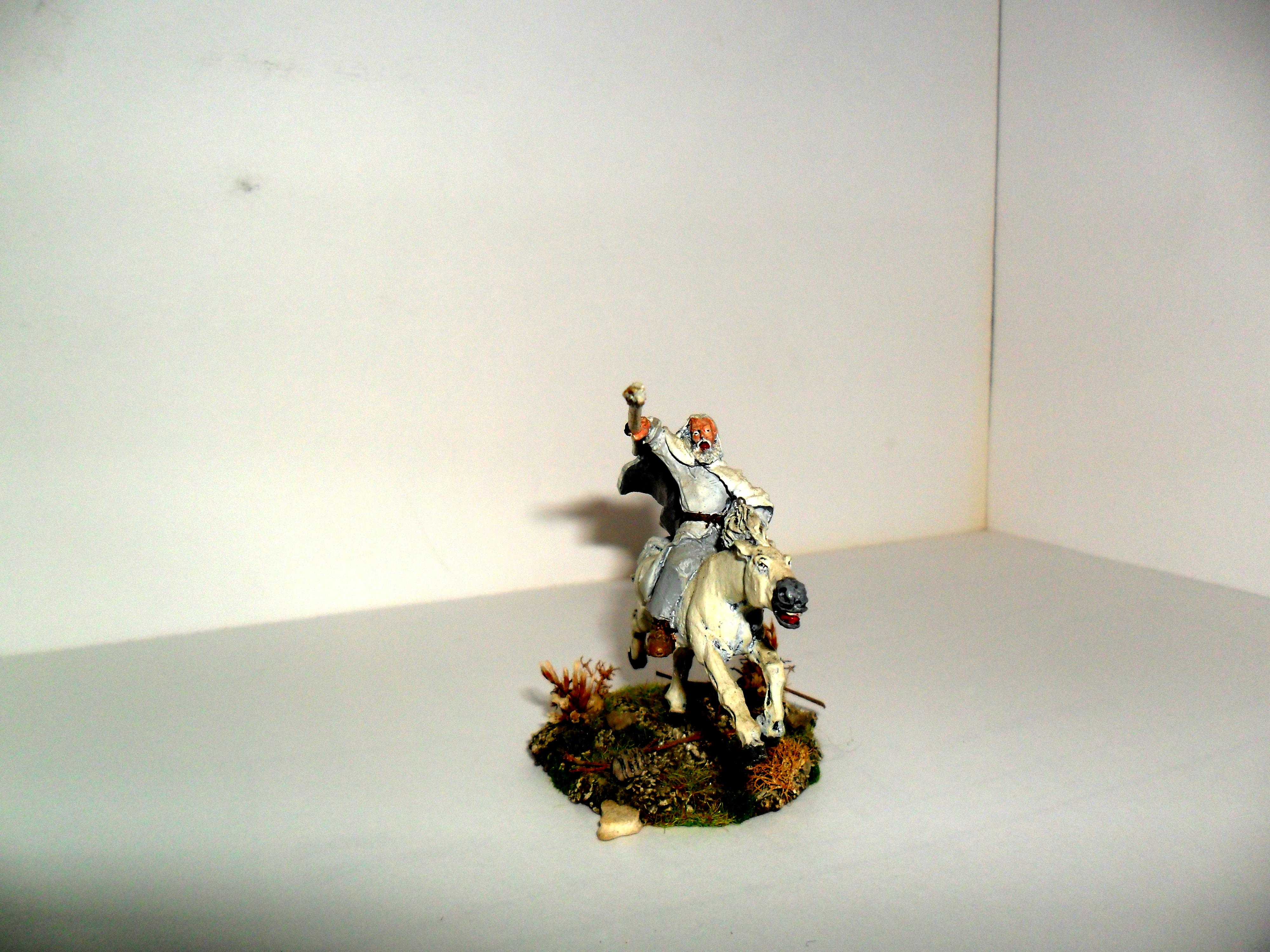 Gandalf The Grey, Lord Of The Rings, Warhammer Fantasy