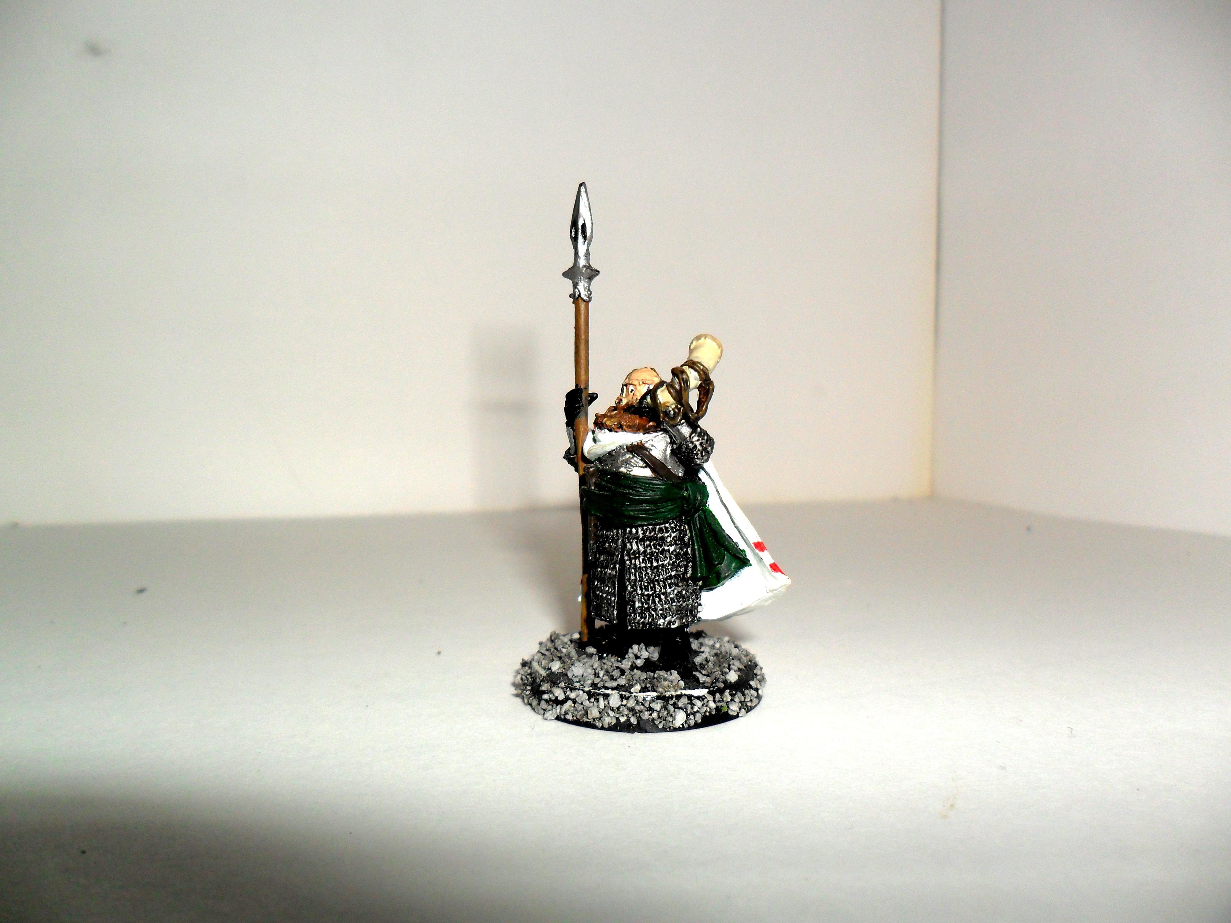 Warhammer Fantasy, Blow your horn