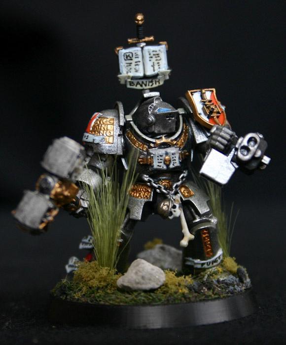 Grey Knights, Paladin, Paladin Grey Knight Terminator, Paladins, Terminator Armor