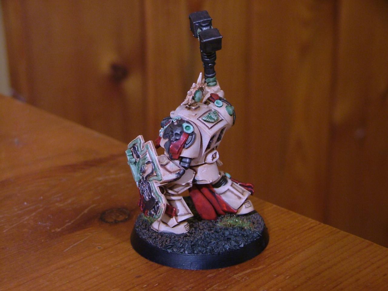 Terminator Armor, Terminator commander