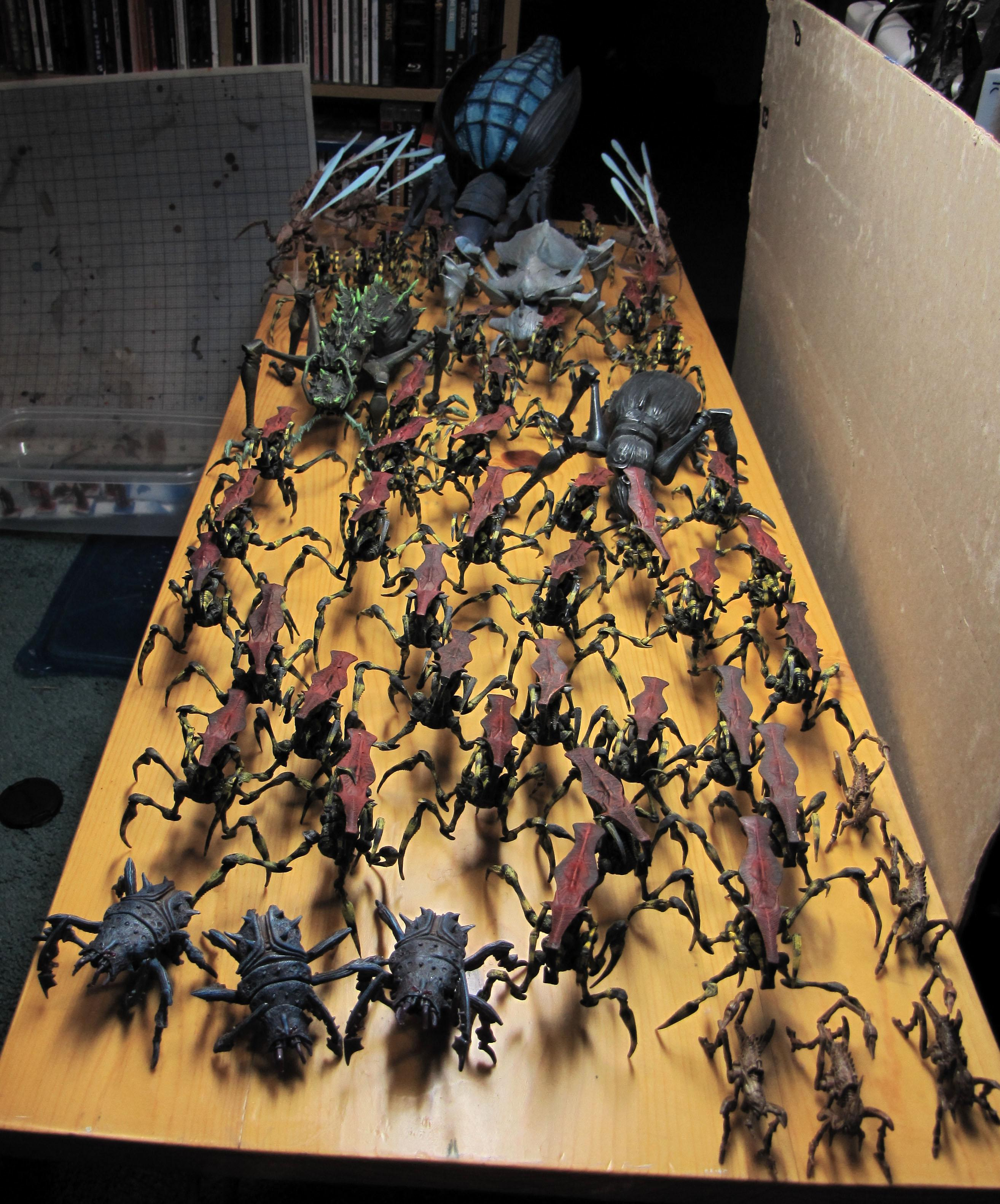 Arachnids, Bugs, Plasma, Roughnecks, Spider, Starship, Troopers
