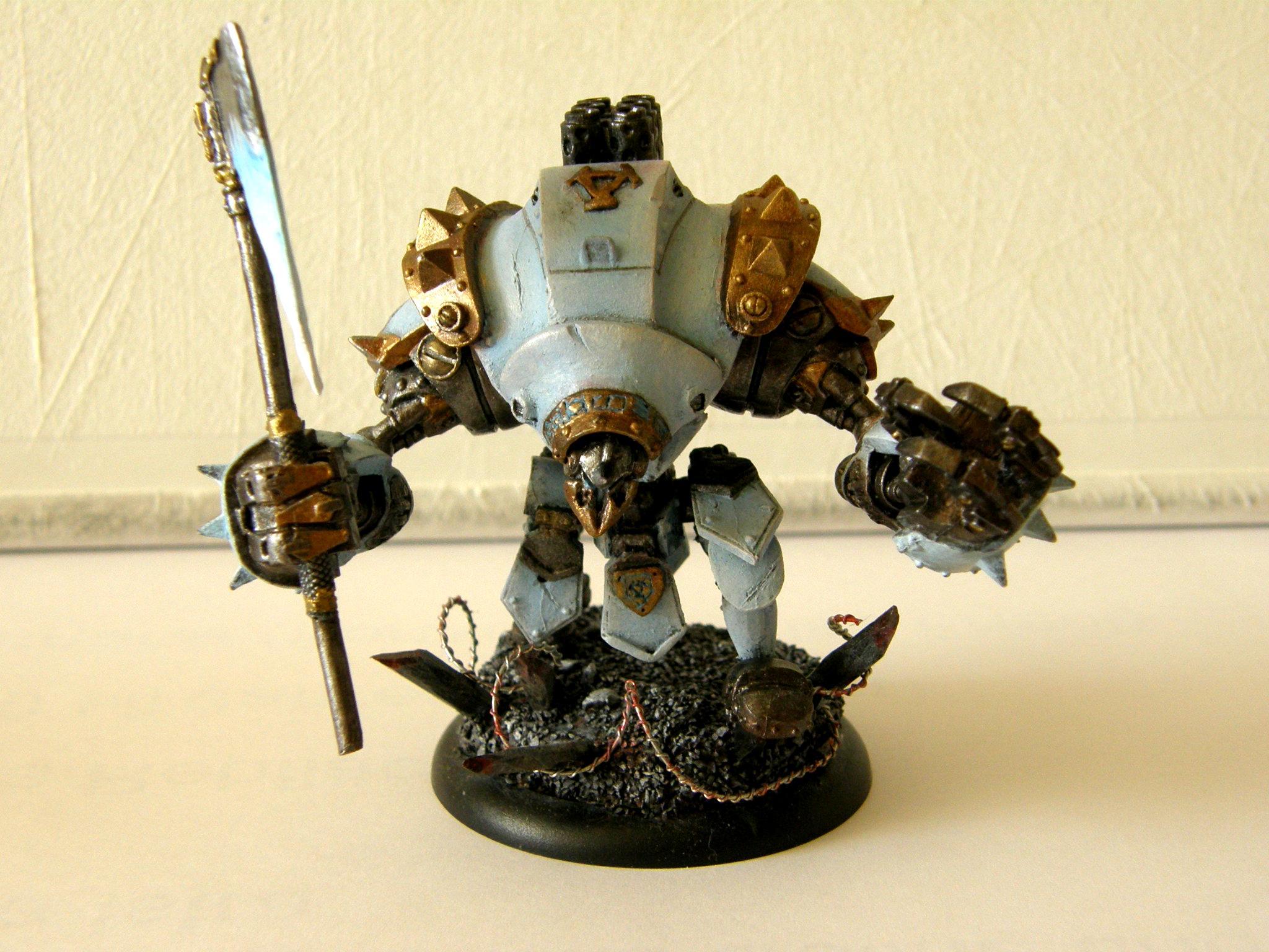 Khador, Warmachine, Beast1