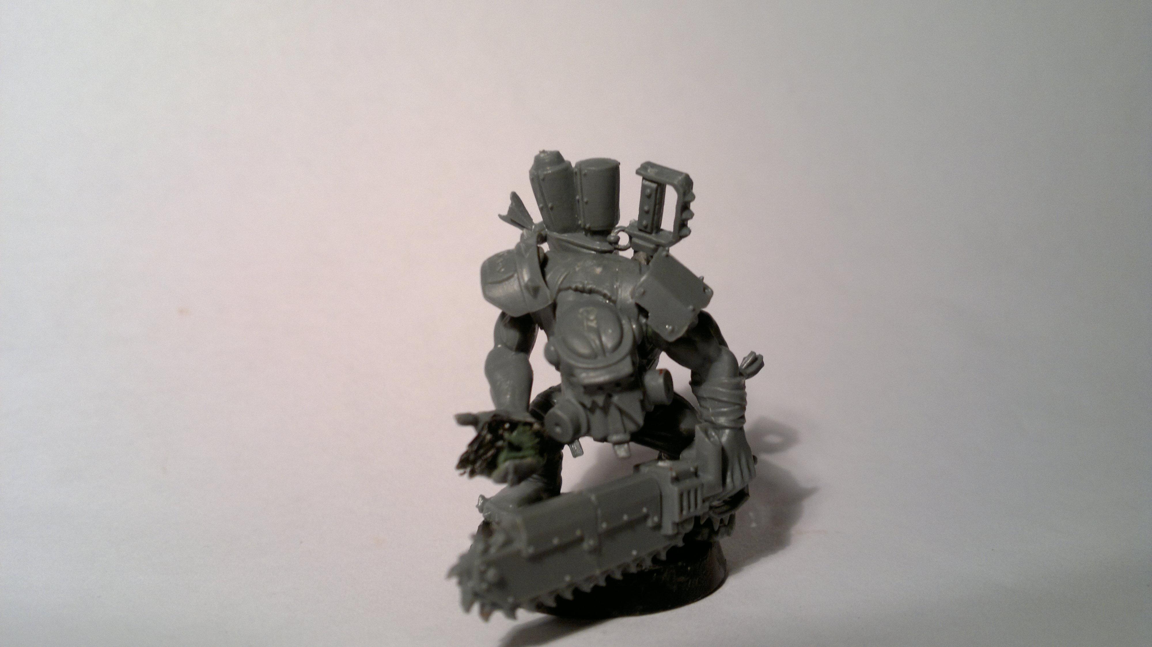 Kommando, Orks, Warhammer 40,000, Work In Progress