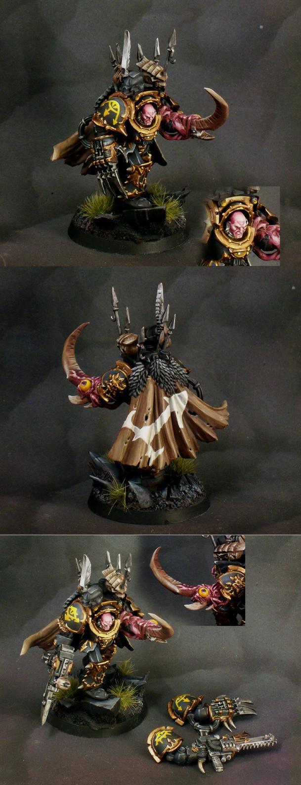 Black Legion, Chaos Lord, Chaos Space Marines, Warhammer 40,000