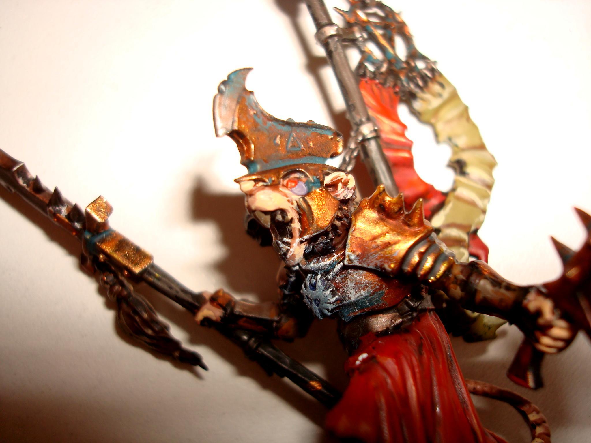 Blood, Island, Of, Skaven, Warlord