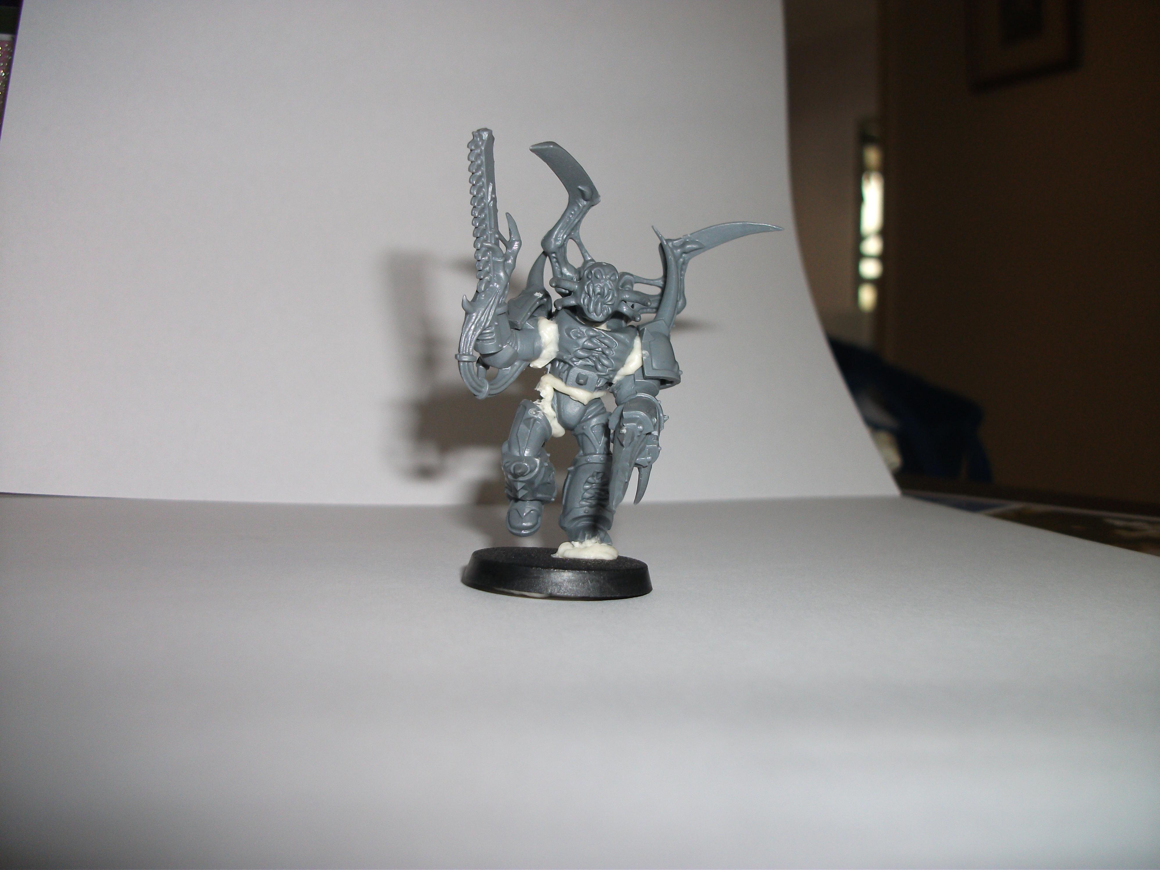 Fellshriek Prototype