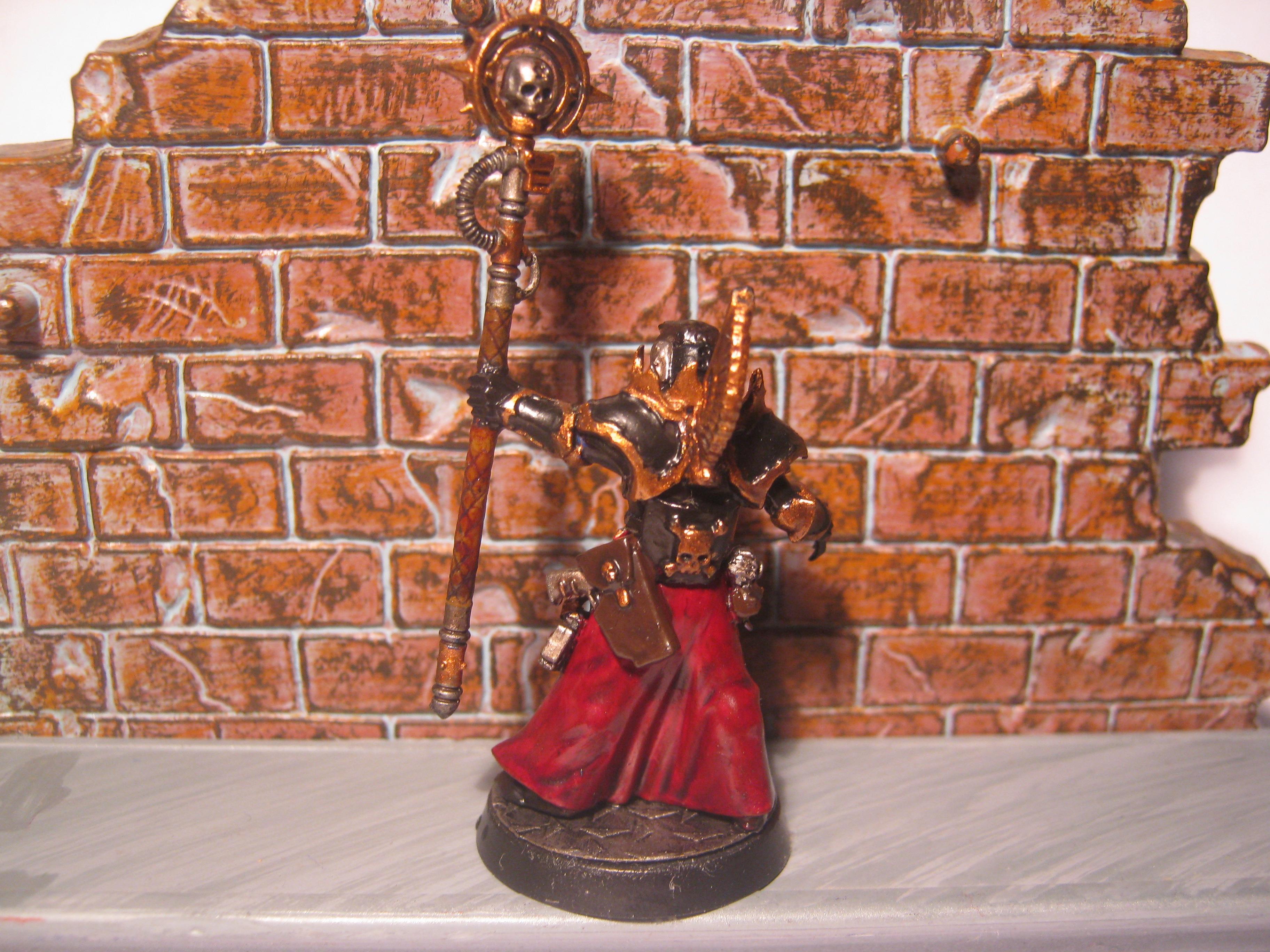 Psyker, Sorcerer, Warhammer 40,000