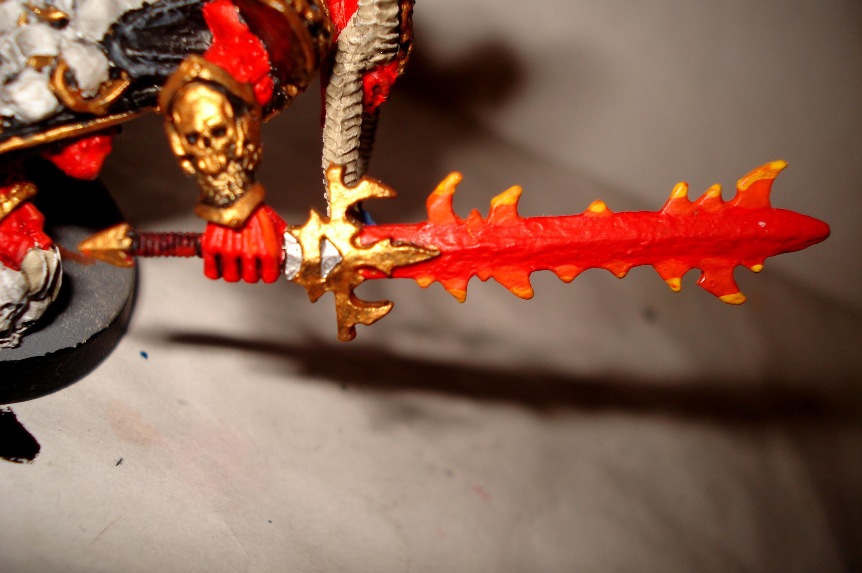 Bloodletters, Daemons, Herald Of Khorne, Khorne, Skulltaker