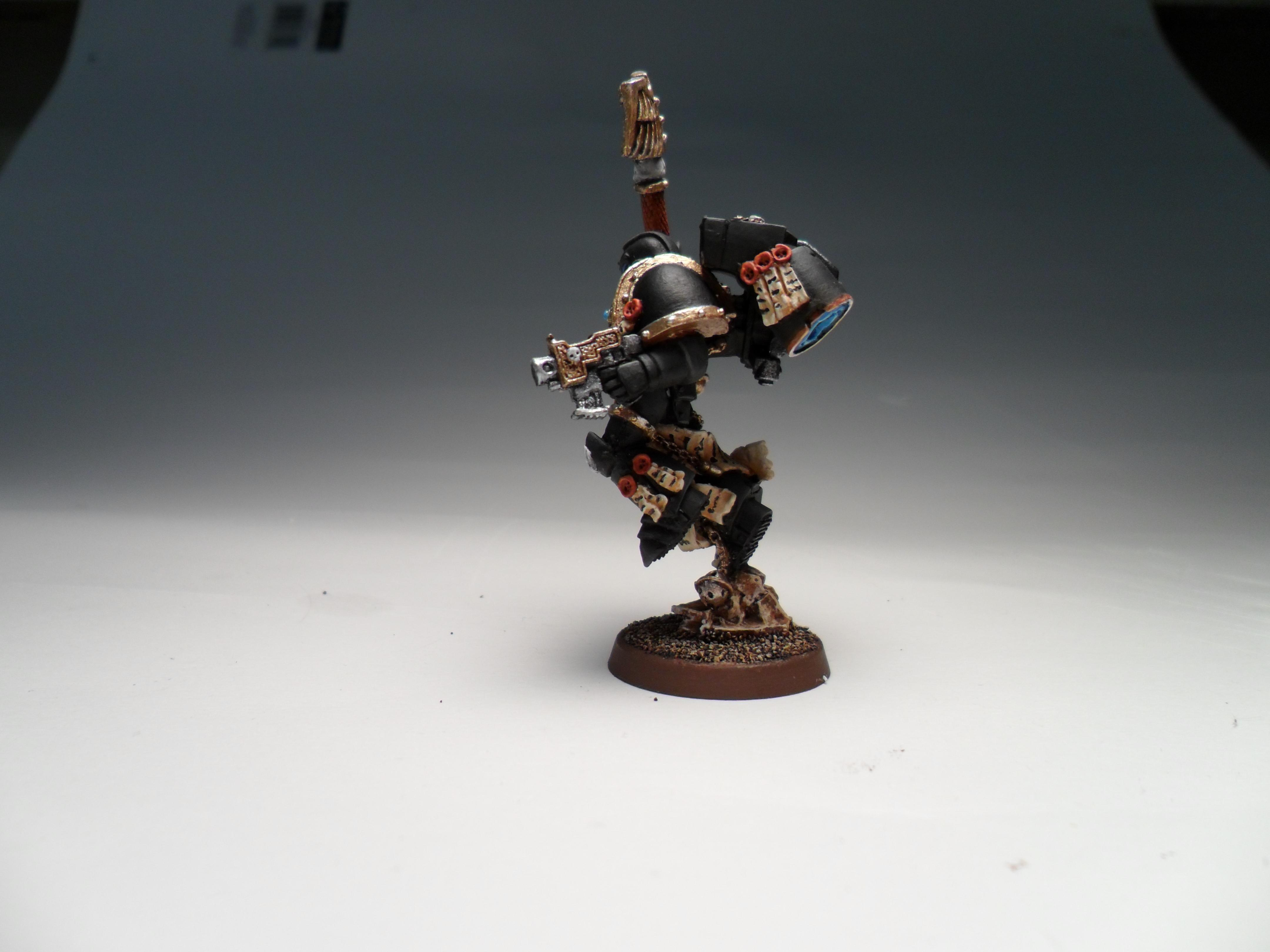 Chaplain, Space, Space Marines