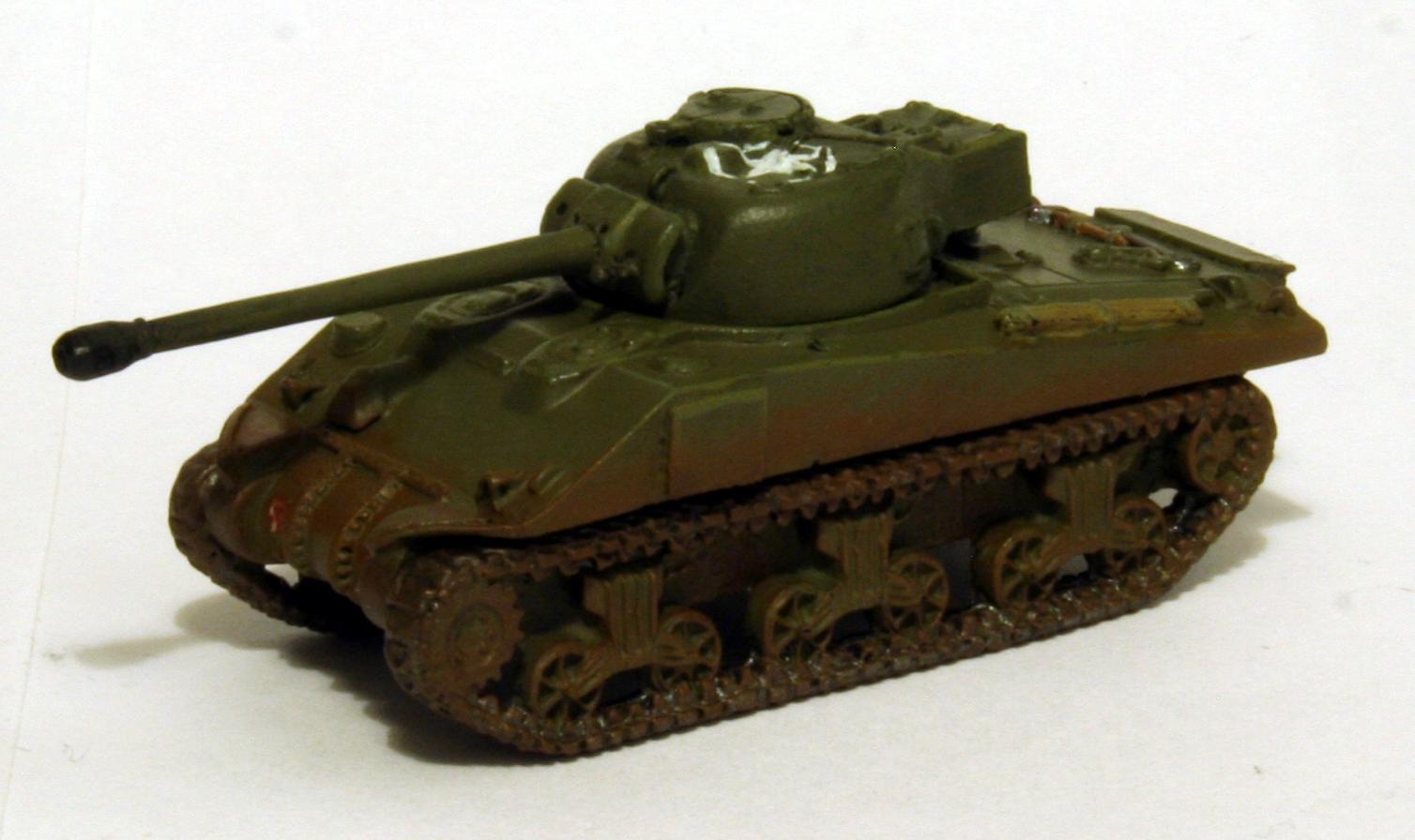 British, Firefly, Flames Of War, Sherman