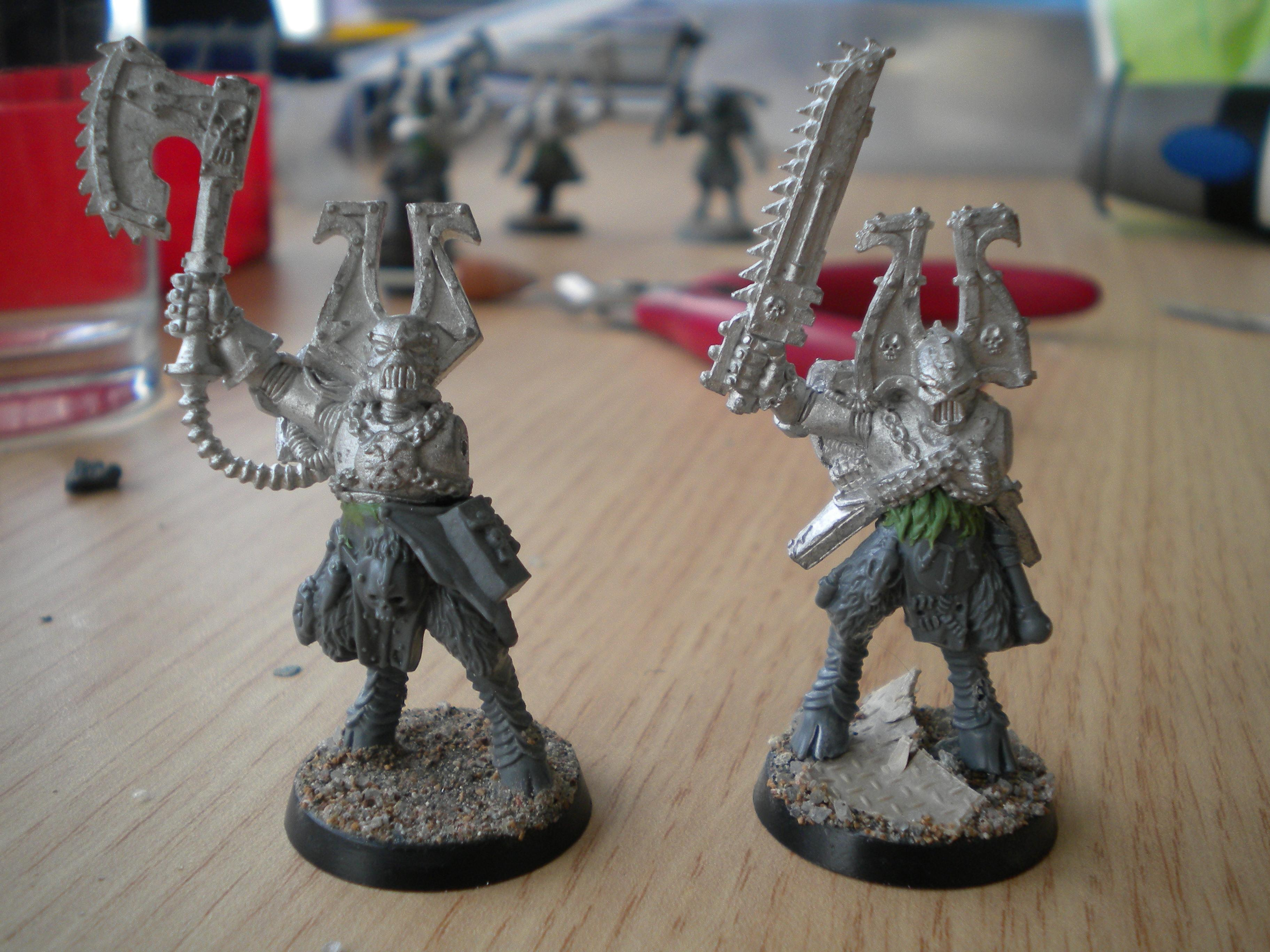 Awesome, Berserkers, Chaos, Chaos Space Marines, Conversion, Cool, Khorne, Space Marines, Warhammer 40,000