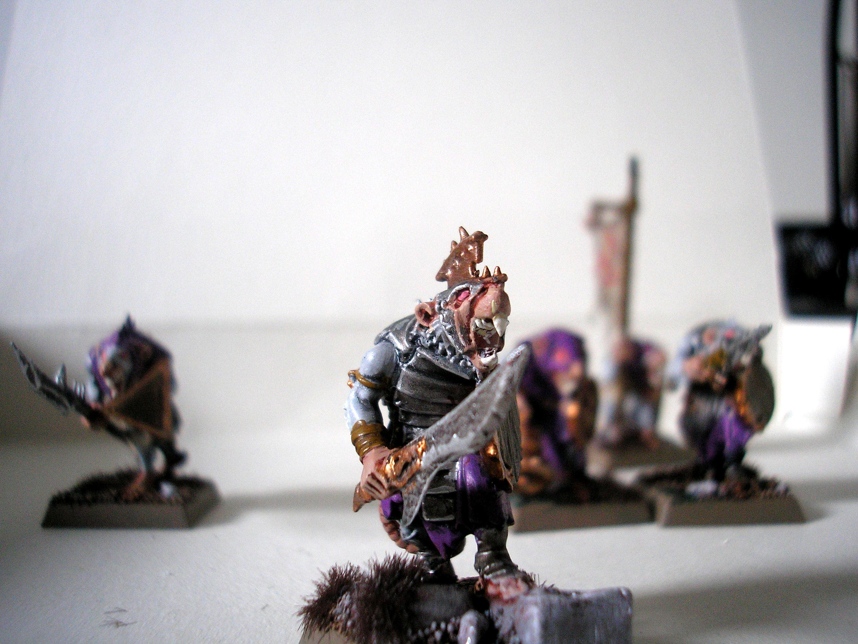 Clan Skryre, Clanrat, Skaven, Warhammer Fantasy