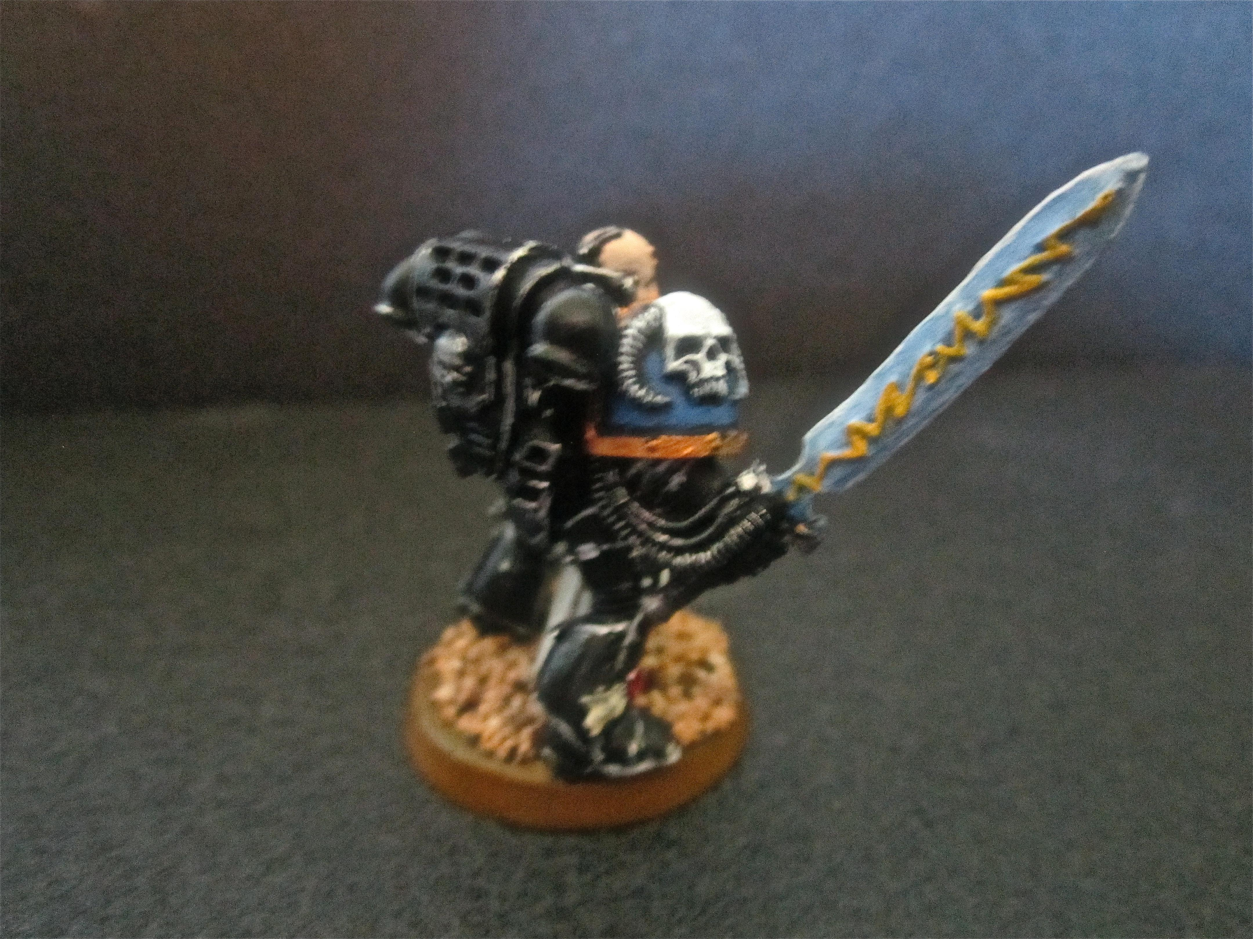 Death Watch, Inquisition, Librarian, Space Marines