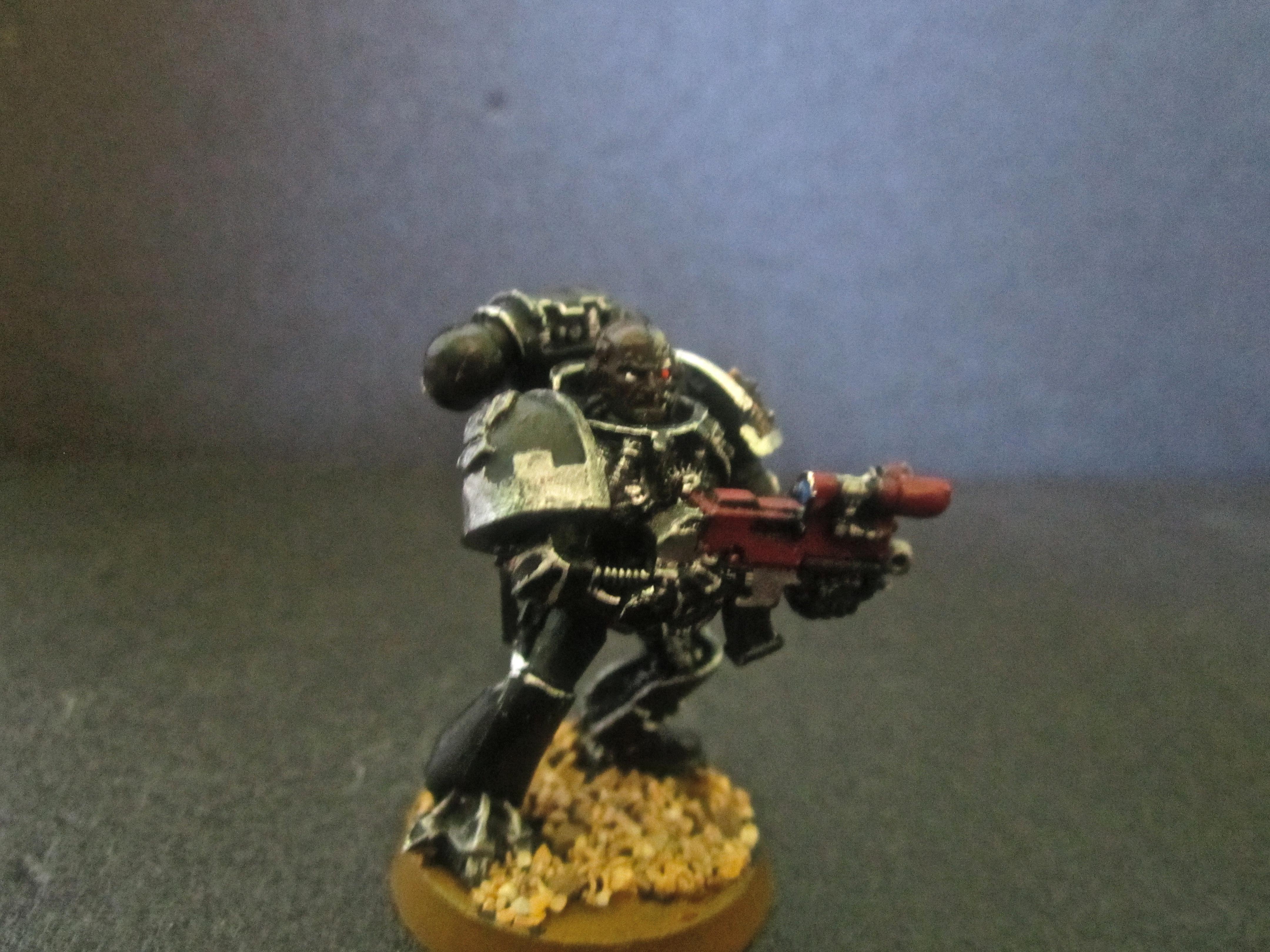 Death Watch, Inquisition, Iron Hands, Space Marines