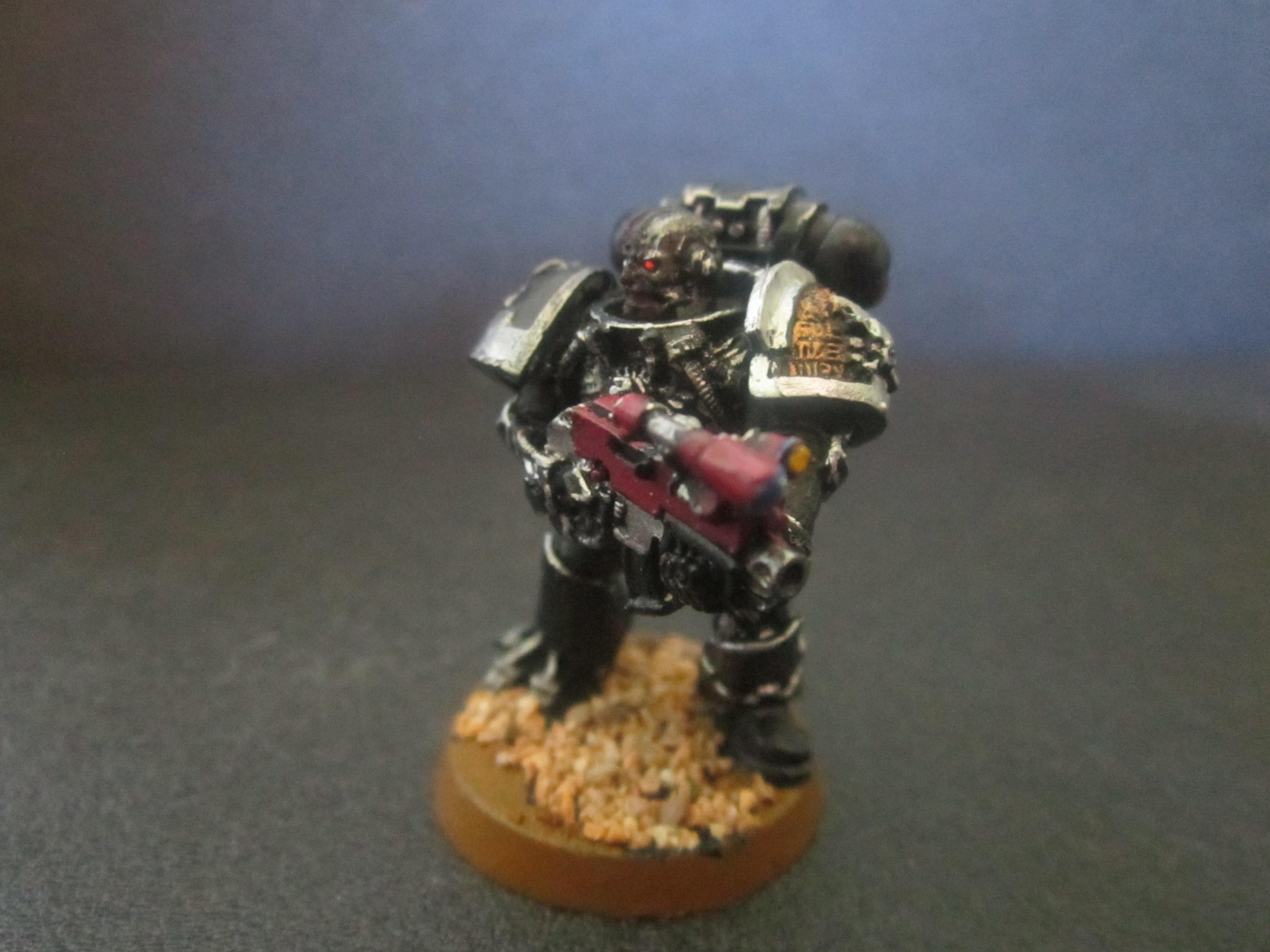 Death Watch, Inquisition, Iron Hands, Space Marines