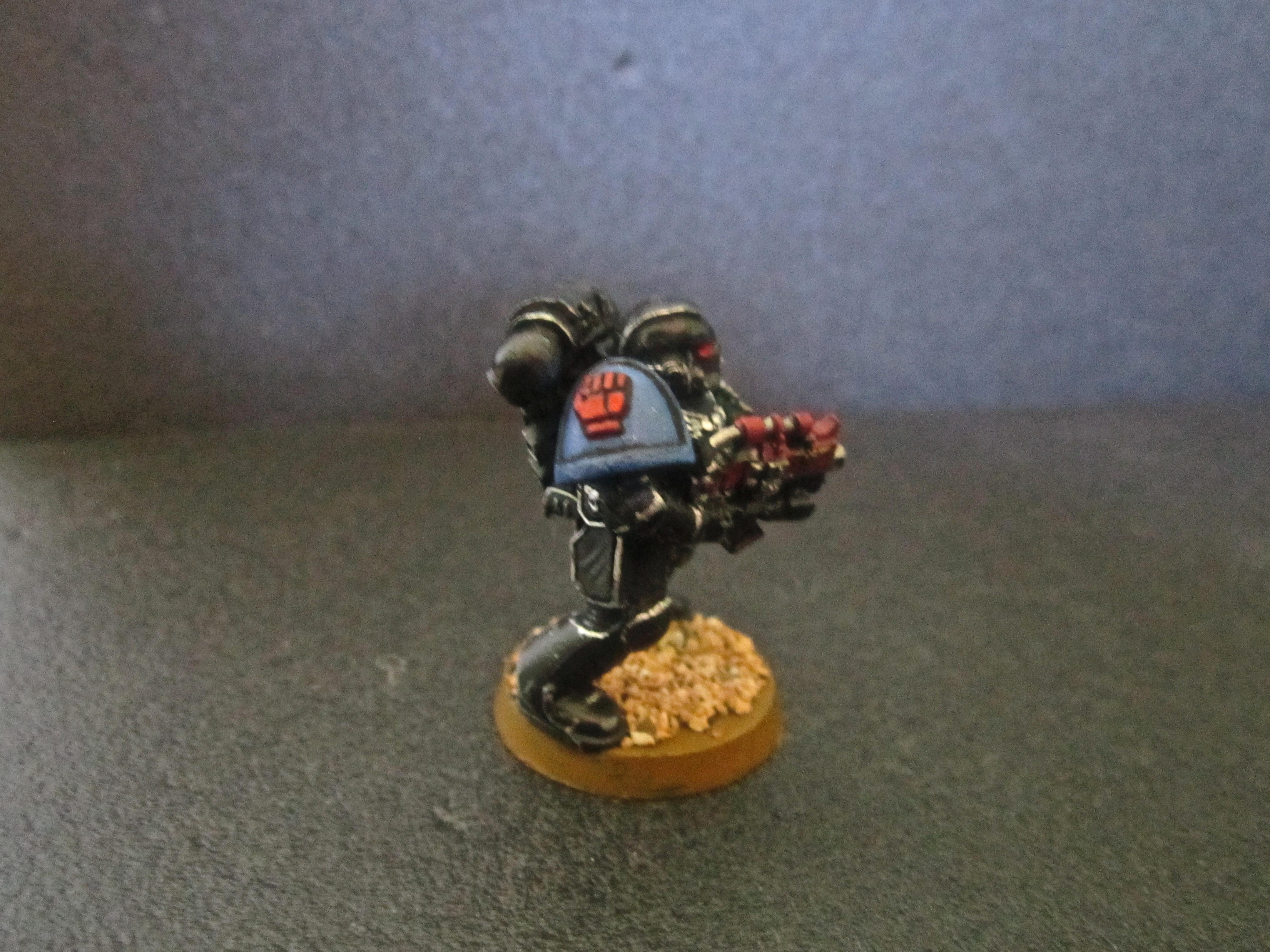 Crimson Fist, Death Watch, Inquisition, Space Marines