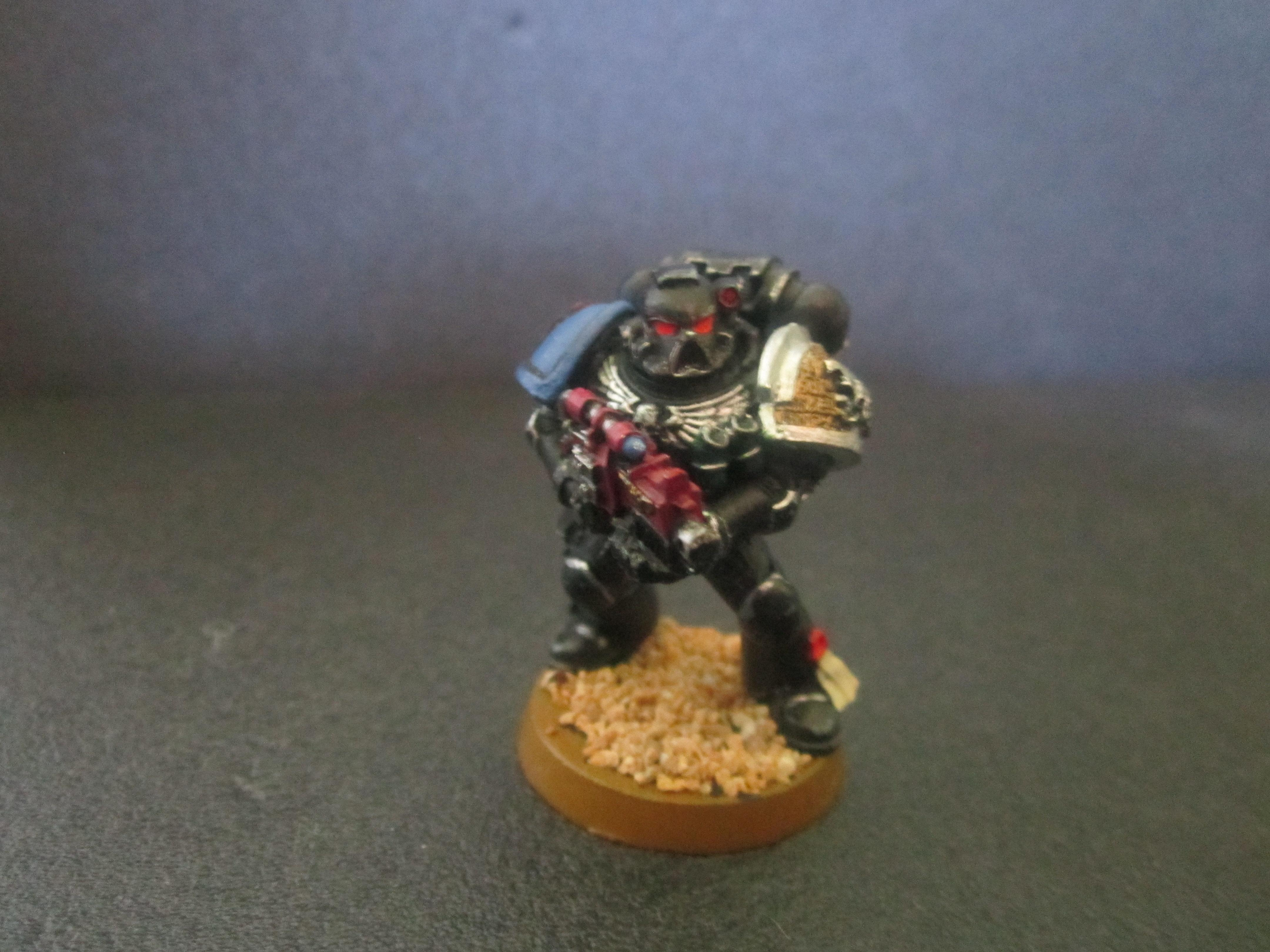 Crimson Fists, Death Watch, Inquisition, Space Marines