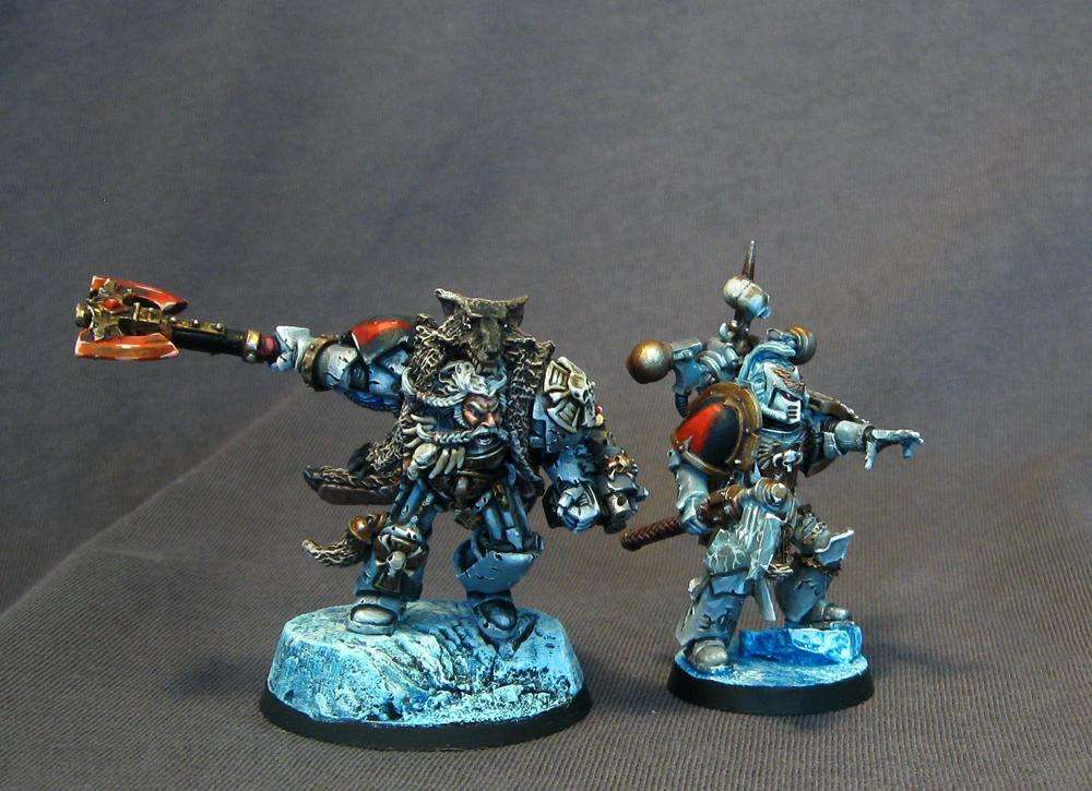 Space Wolves, SW Heroes