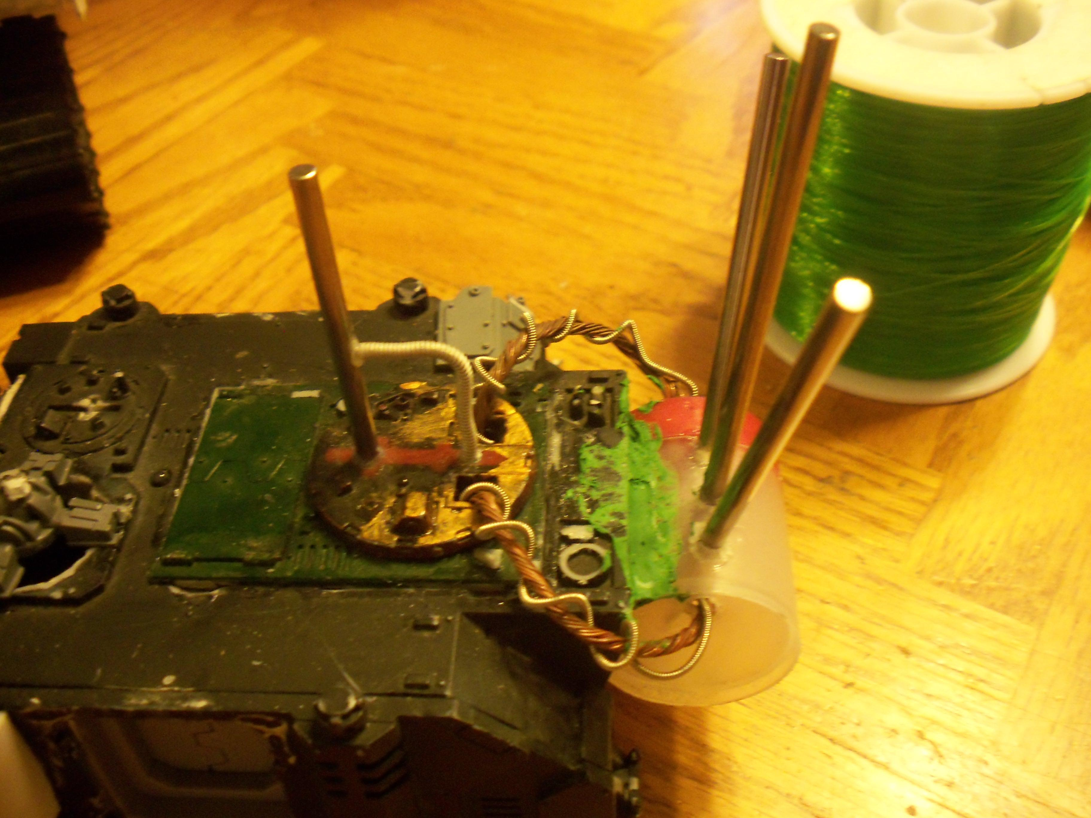 Conversion, Orks, Junka KFF transformer thingy