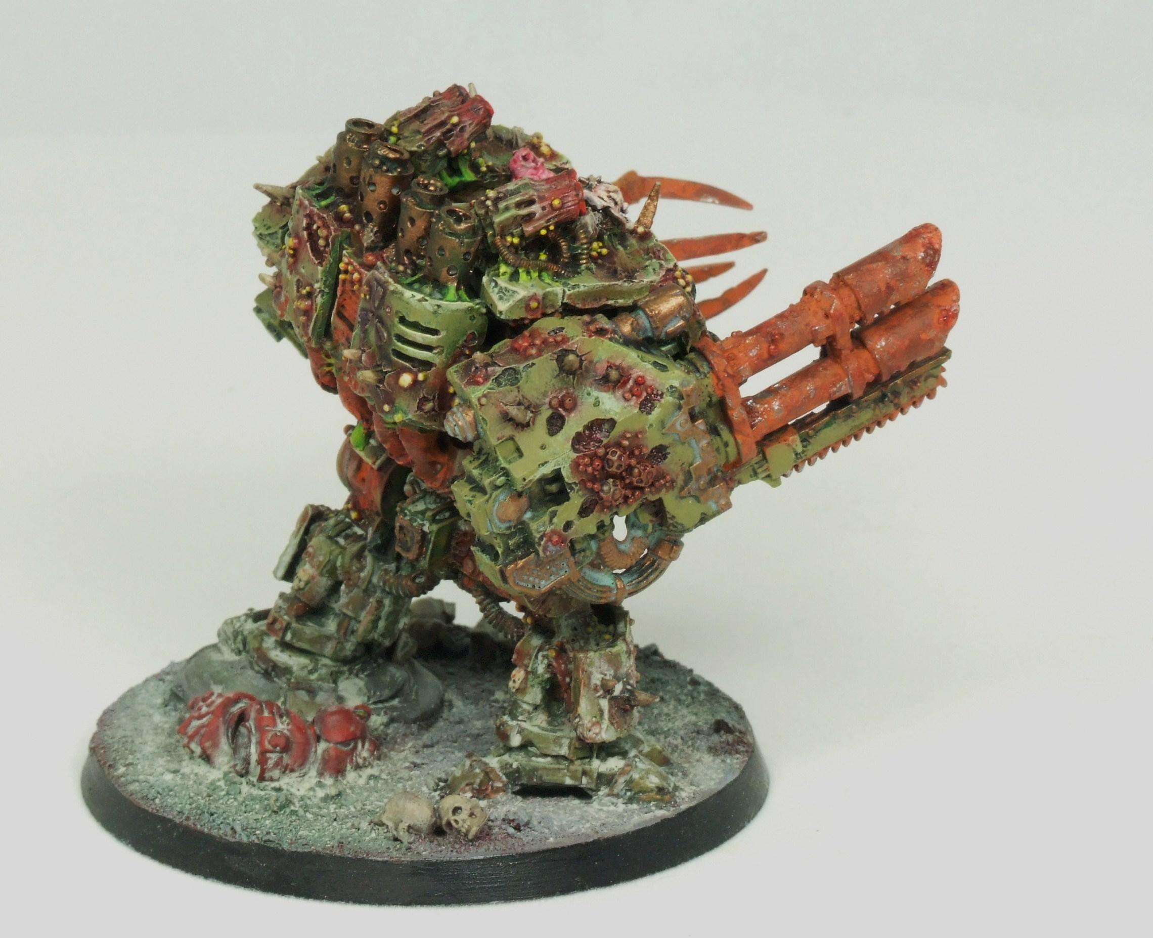 Death Guard, FW Dread 1 WIP