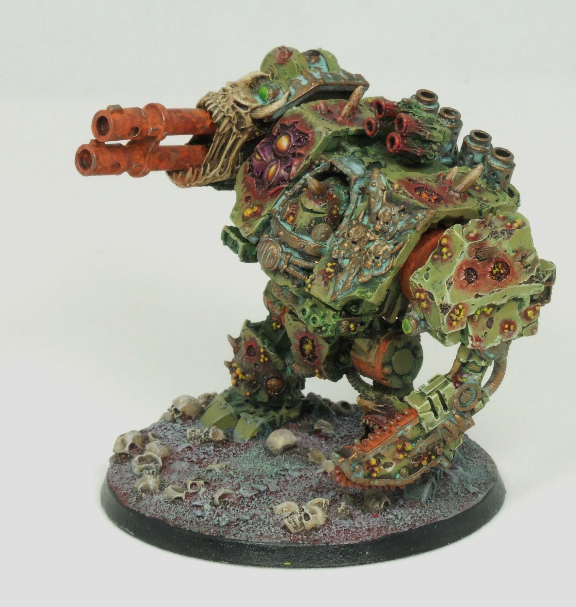 Death Guard, FW Dread 2 WIP