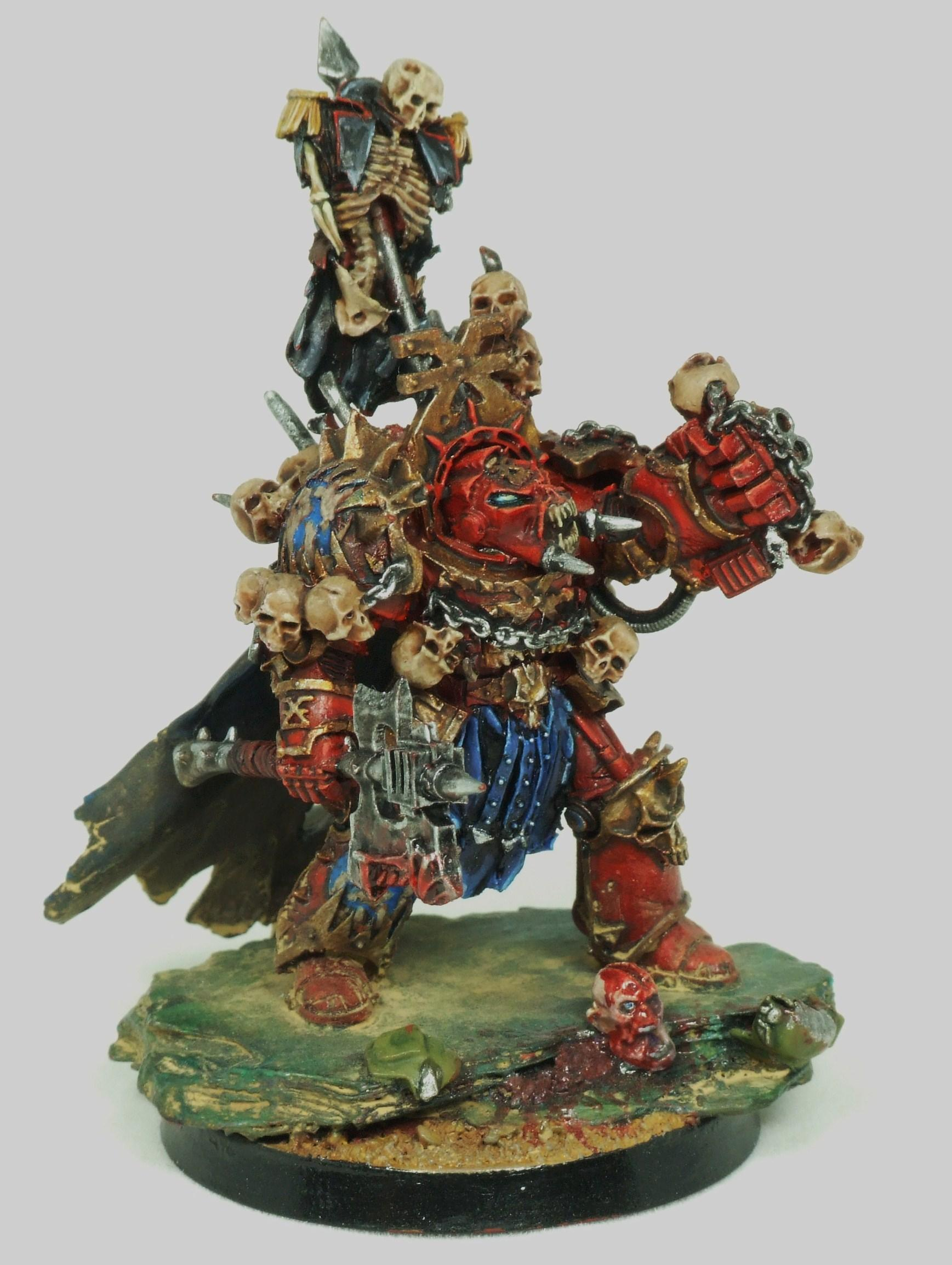 Chaos, Chaos Space Marines, Khorne, Space Marines, World Eaters, Zhufor