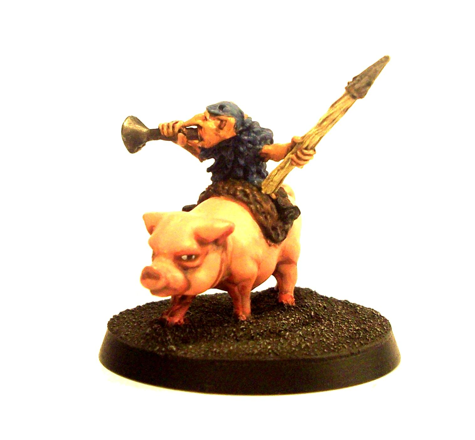 Dungeons And Dragons, Gnome, Humour, Pig