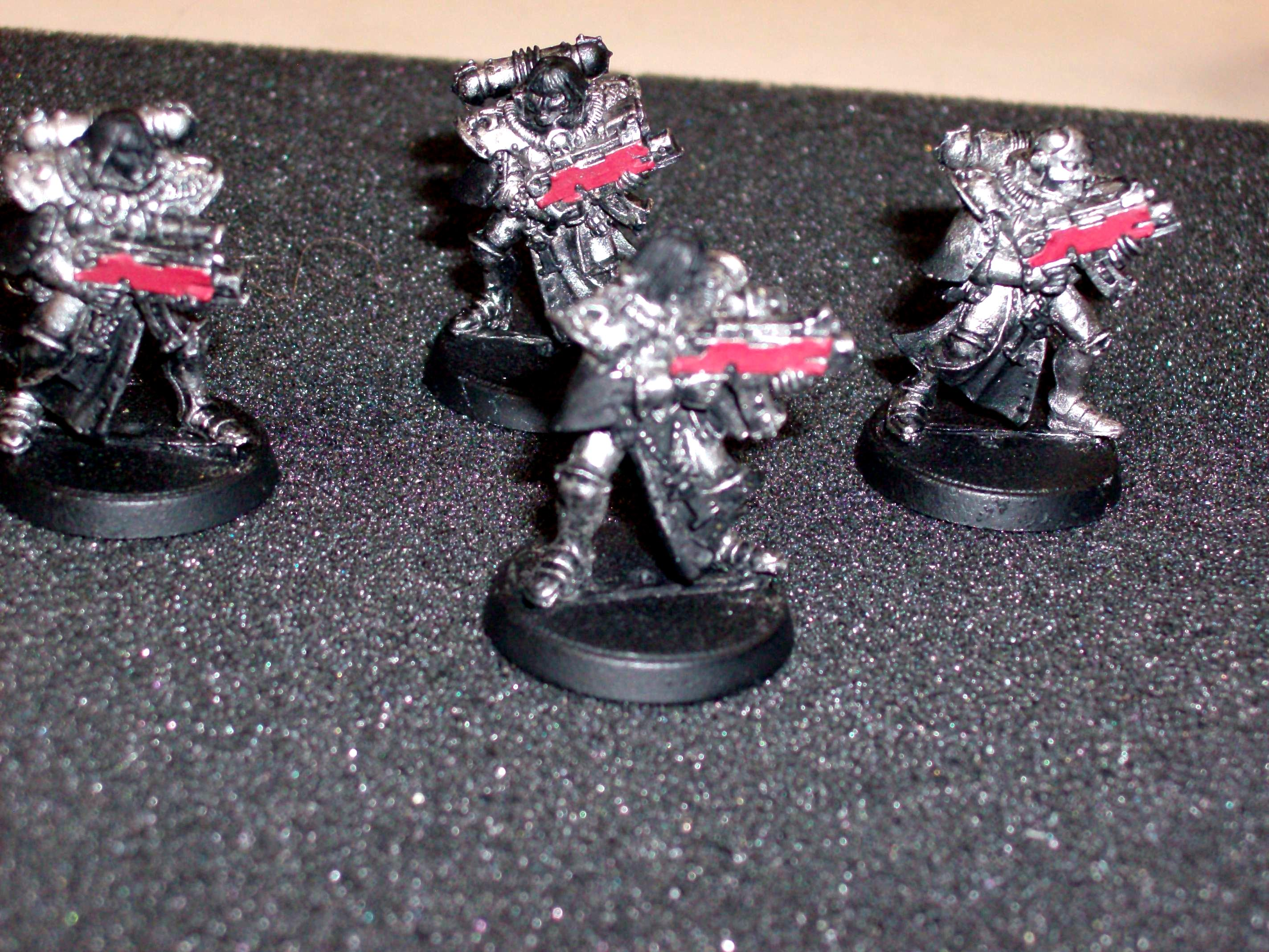 Sisters Of Battle, Witch Hunters