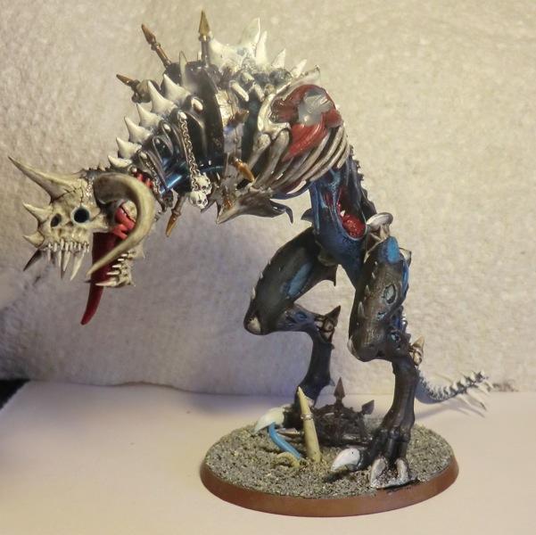 Chaos, Greater Daemon, Warhammer 40,000