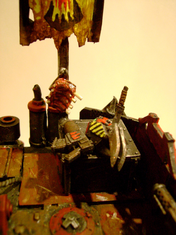 Battlewagon, Freebooters, Killcannon, Orks