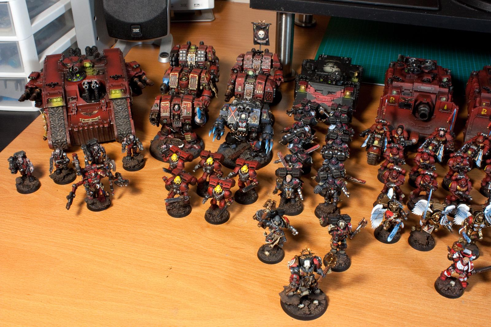 Army, Blood Angels, Space Marines, Warhammer 40,000