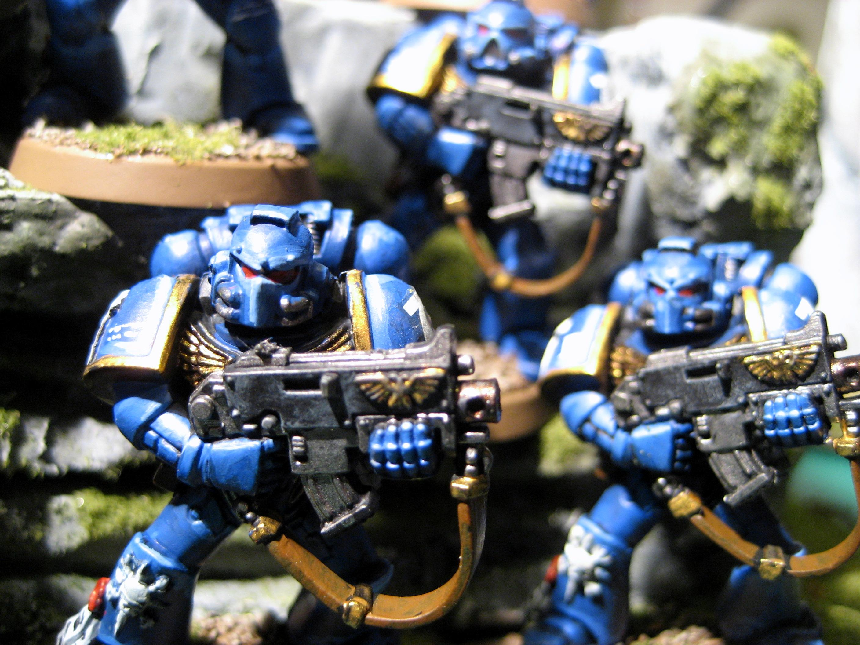 Assault On Black Reach, Space Marines, Tactical, Tactical Squad, Ultramarines