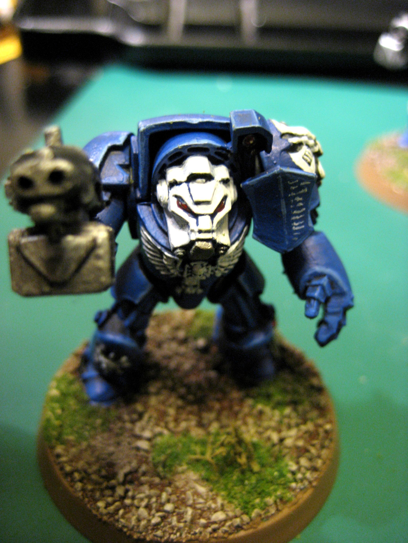 Assault On Black Reach, Space Marines, Terminator Armor, Ultramarines