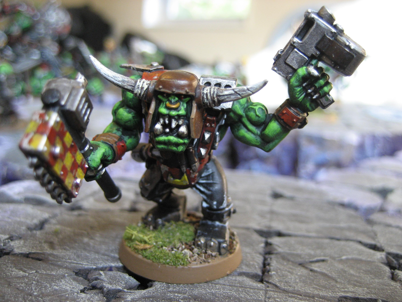 Assault On Black Reach, Bad Sunz, Nob, Orks, Speed Freeks