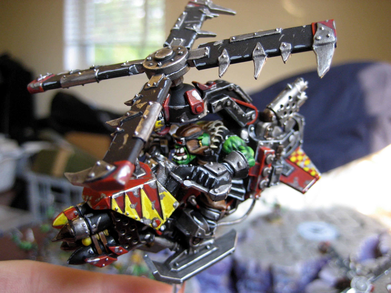 Assault On Black Reach, Bad Sunz, Deffkopta, Orks, Speed Freeks