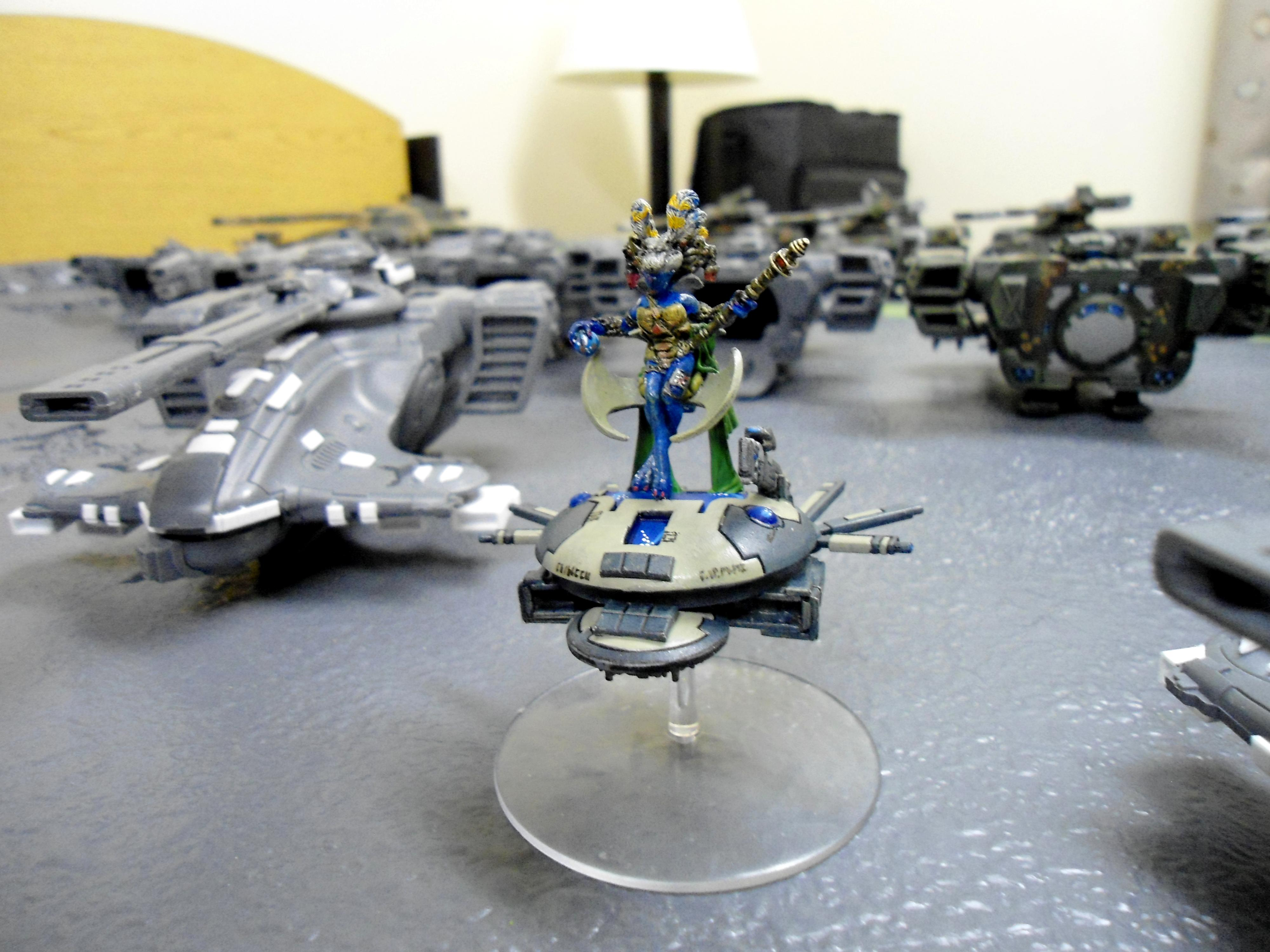 Battlesuit, Conversion, Tau