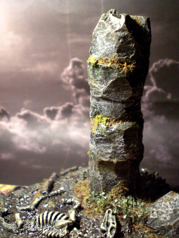 Nurgle, Terrain, nurgle monolith