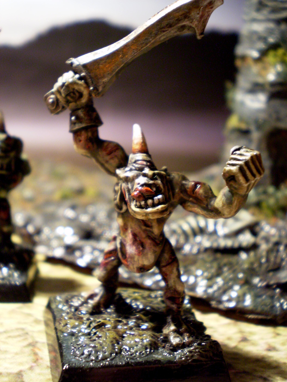 Chaos, Nurgle, Plaguebearer