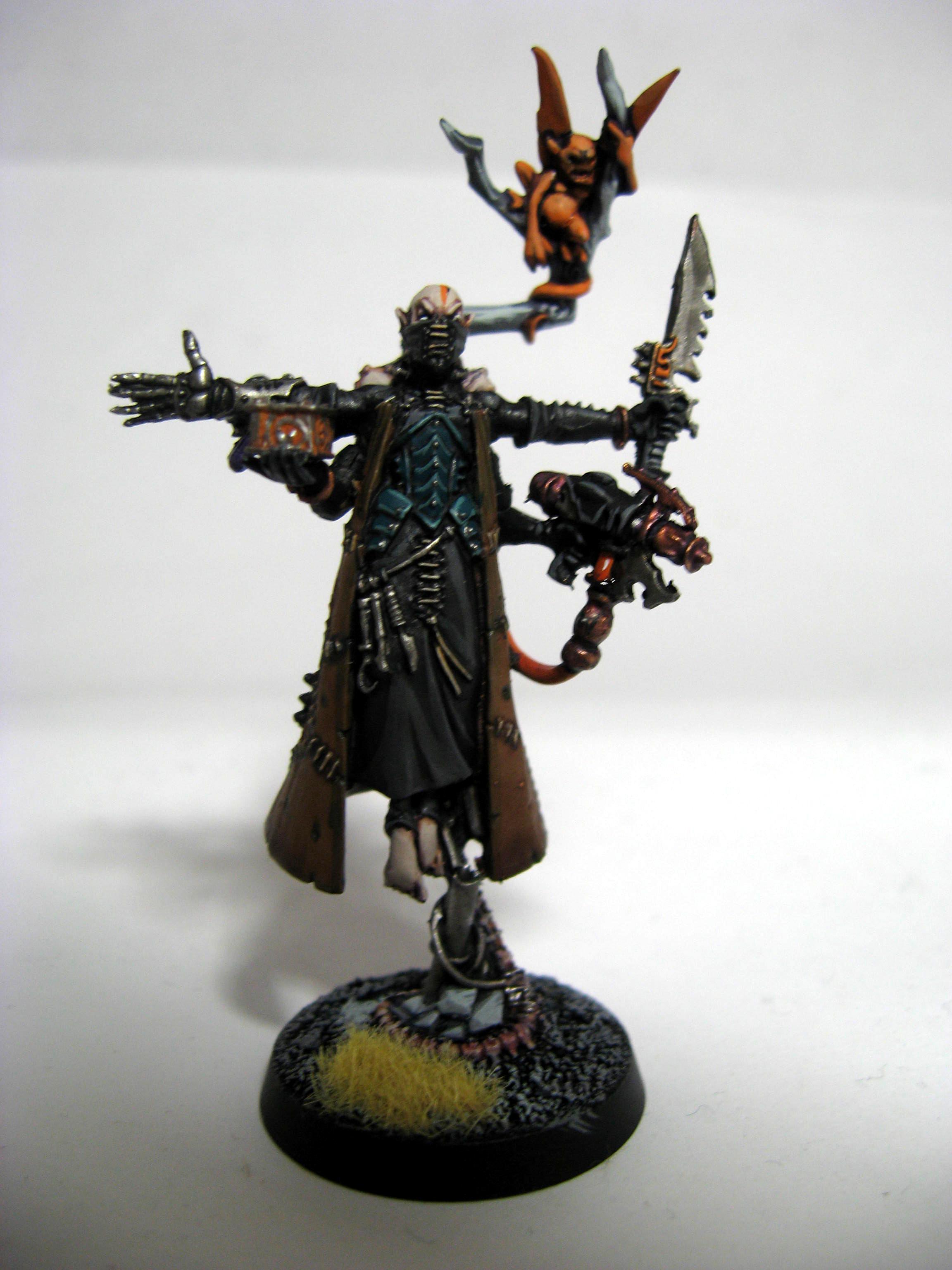 Coven, Dark Eldar, De, Humunculi