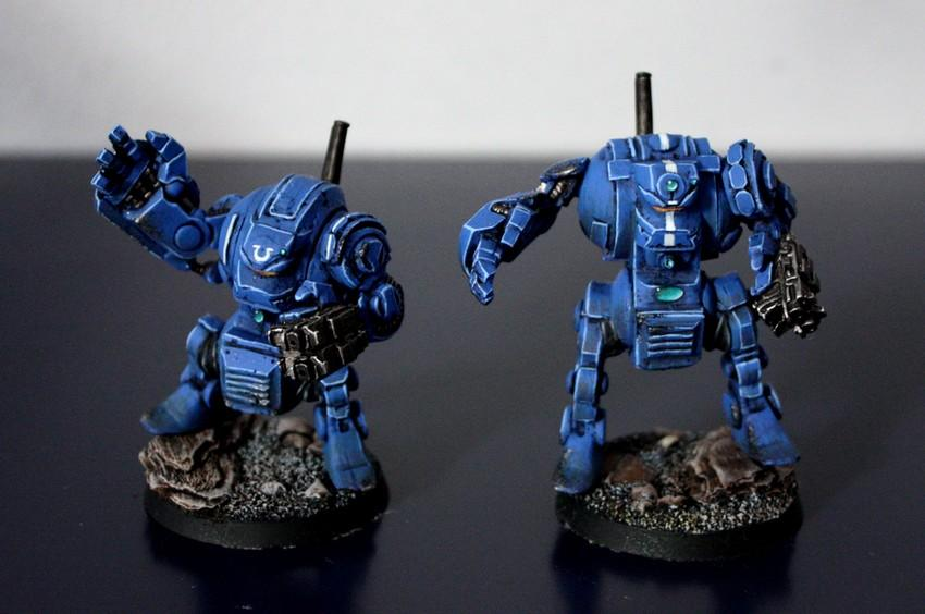 Dreadnought, Out Of Production, Rogue Trader, Space Marines, Ultramarines