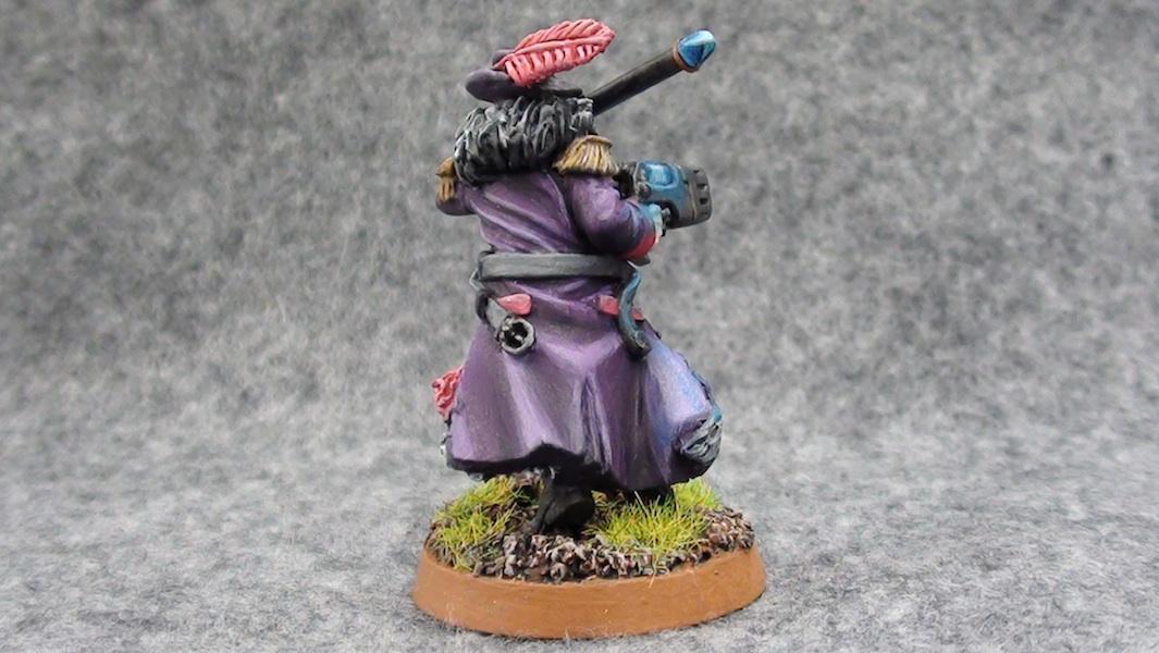 Pimp Commissar 7 - Behind