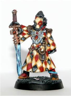 Eldar, Harlequins, Warlock