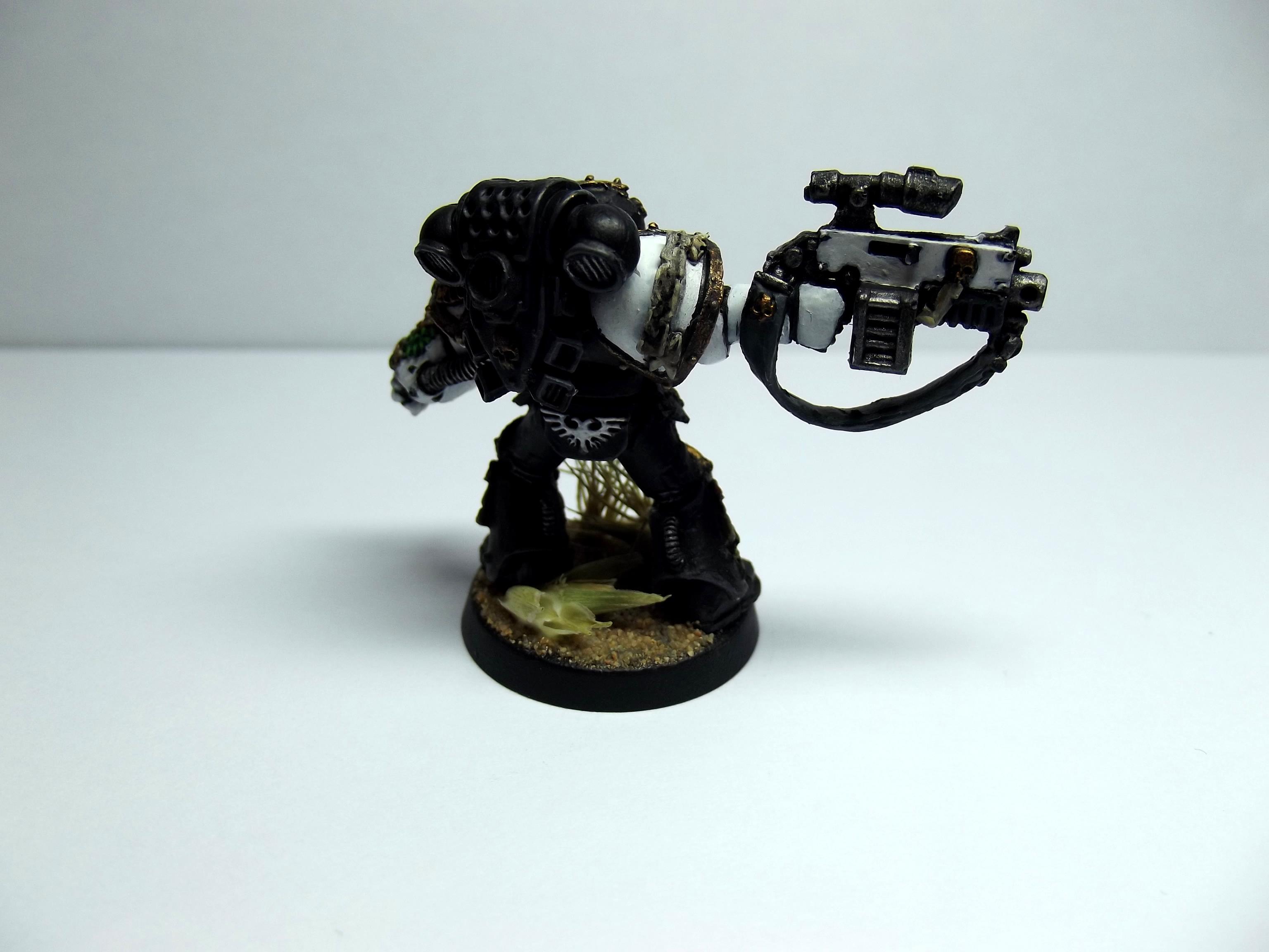 Command Squad, Honour Guard, Stern Guard