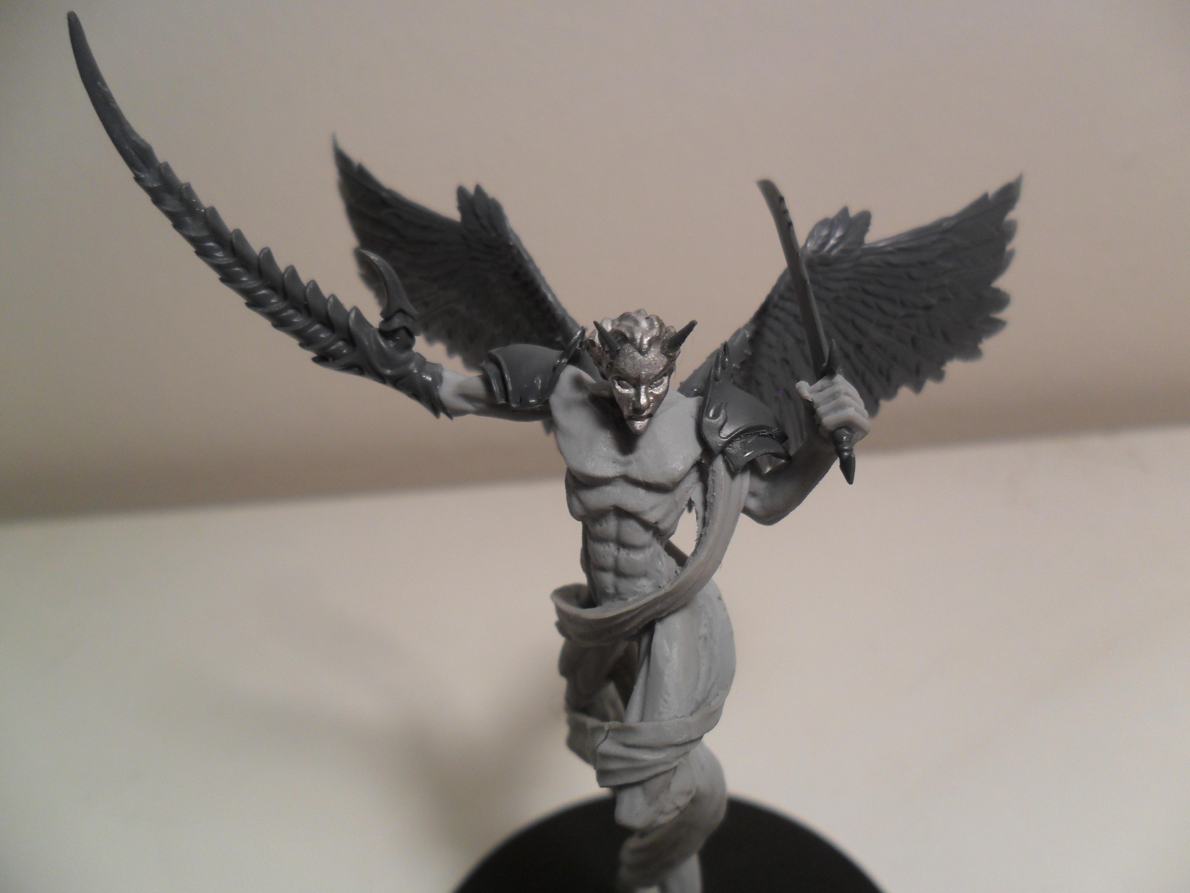 Chaos, Daemon Prince, Deciever, Slaanesh
