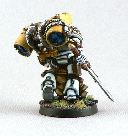 Apothecary, Blood Angels, Jump Pack, Lamenters, Sanguinary Priest, Space Marines