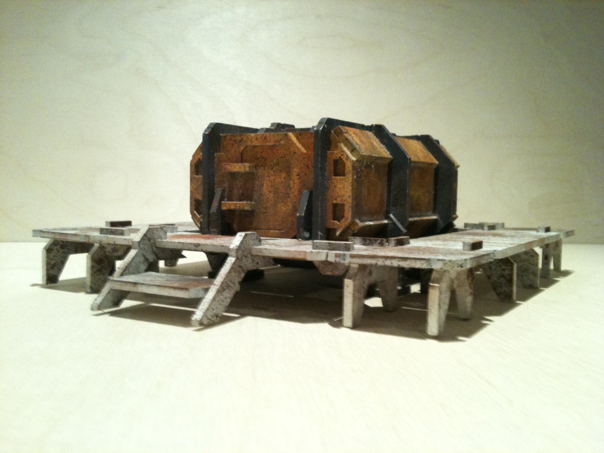 Container, Platform, Warhammer 40,000
